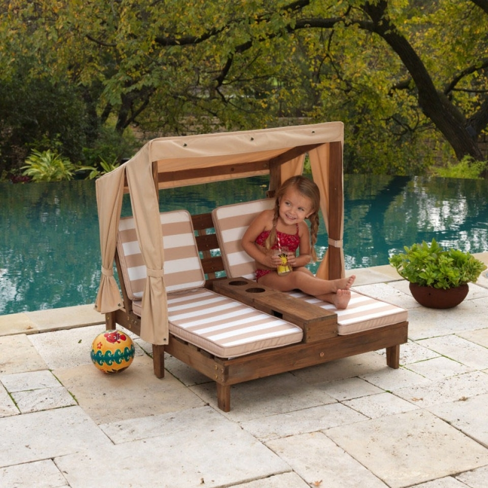 Children's Outdoor Chaise Lounge Chairs With Newest Kids Chaise Lounge Chairs For Outdoor (View 6 of 15)