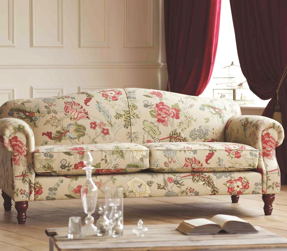 Featured Photo of Chintz Sofas