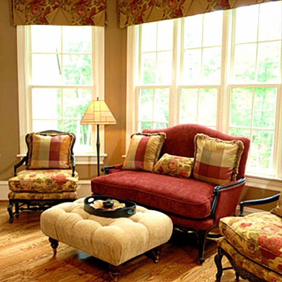 Chintz Sofas And Chairs With Most Recent Sofa : Flower Print Couch Brocade Fabric Sofas Tapestry Sofa (View 7 of 15)