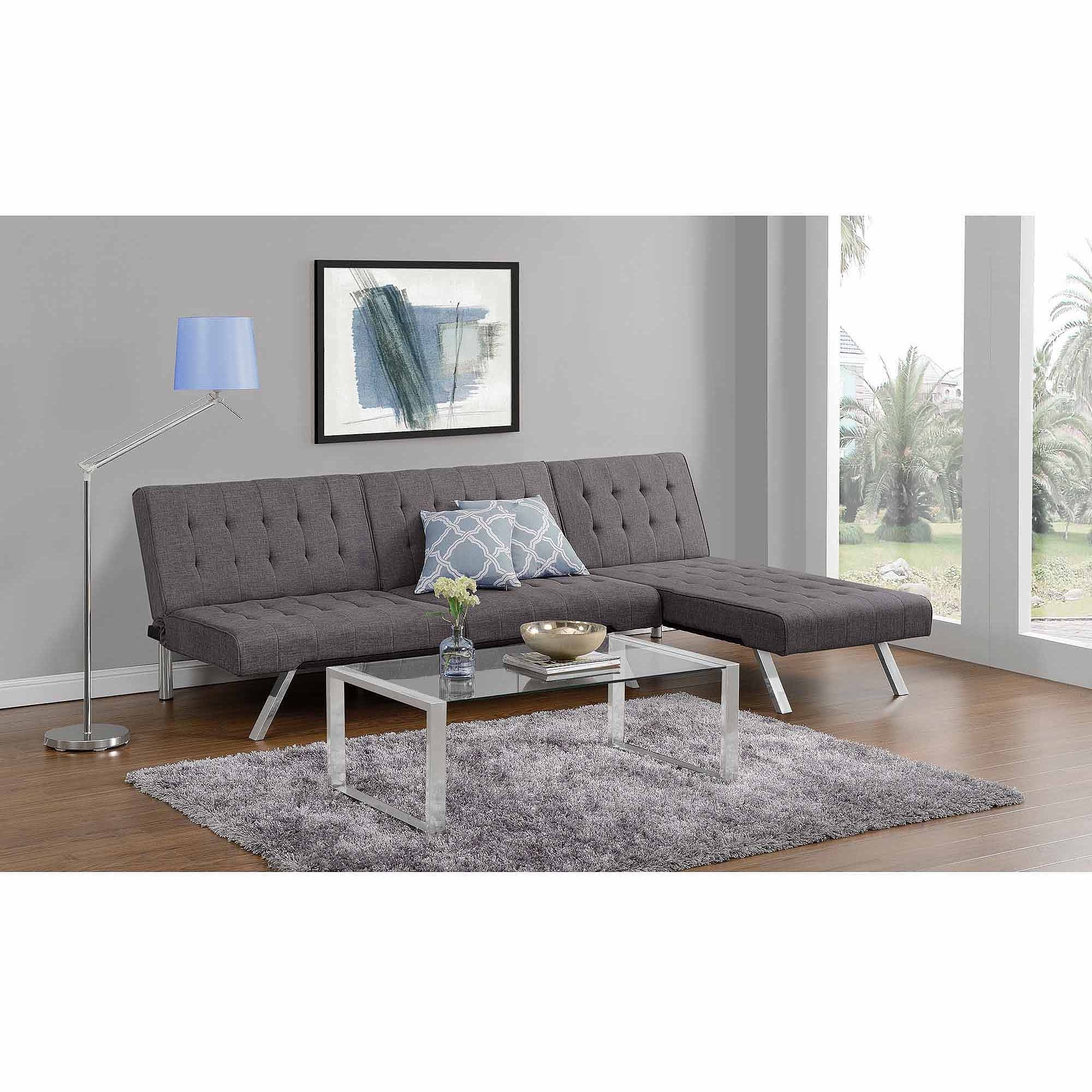 Choice Throughout Most Current Emily Futon Chaise Loungers (View 2 of 15)