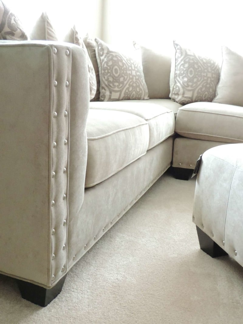 Cindy Crawford Sofas With Regard To Fashionable Cindy Crawford Sectional Sofa Compact Vanities Vanity Benches (View 9 of 15)