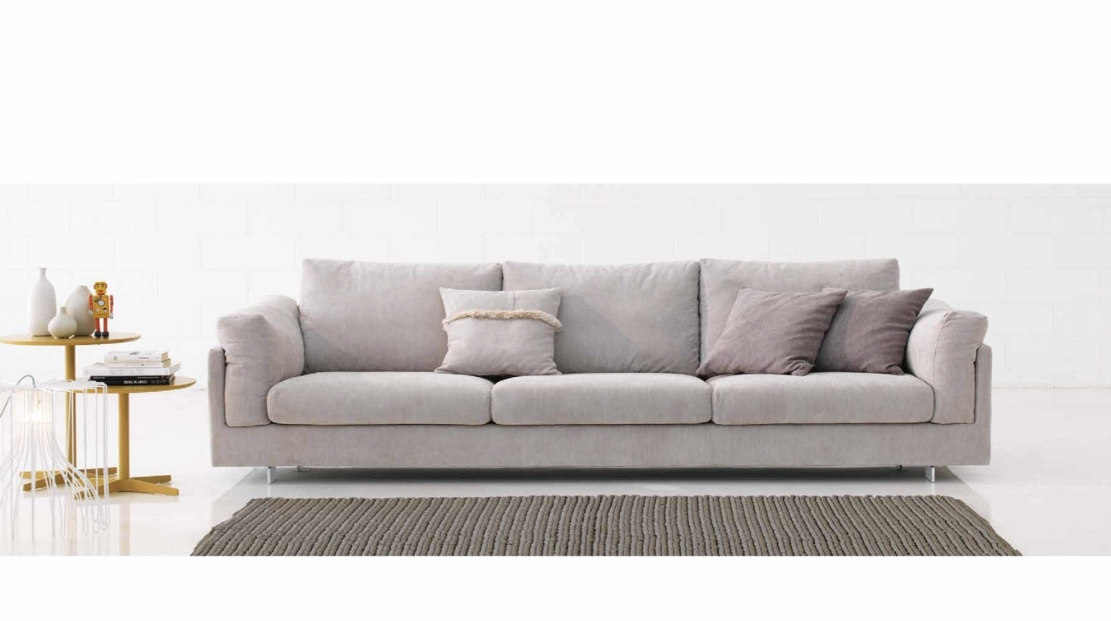 Comfortable Sofas And Chairs In Current Italian Sofas At Momentoitalia – Modern Sofas,designer Sofas (View 2 of 15)