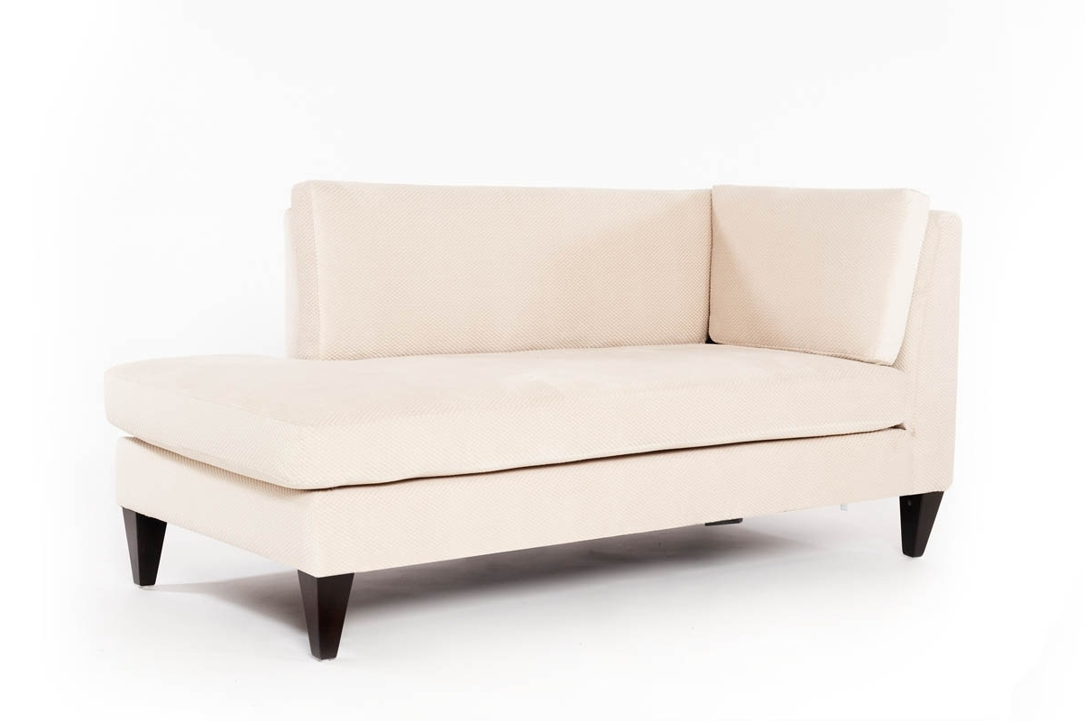 Comfy Chaise Lounges In Most Up To Date White Microfiber Comfy Chaise Lounge With White Microfiber Comfy (View 6 of 15)