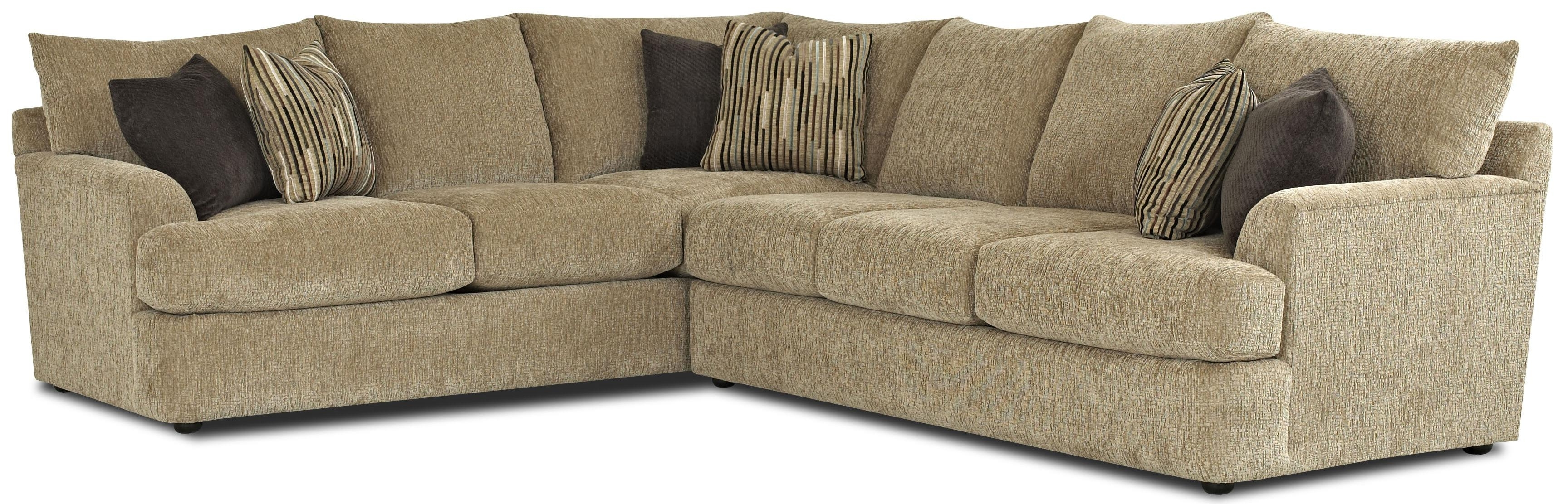 Contemporary L Shaped Sectional Sofaklaussner (View 3 of 15)
