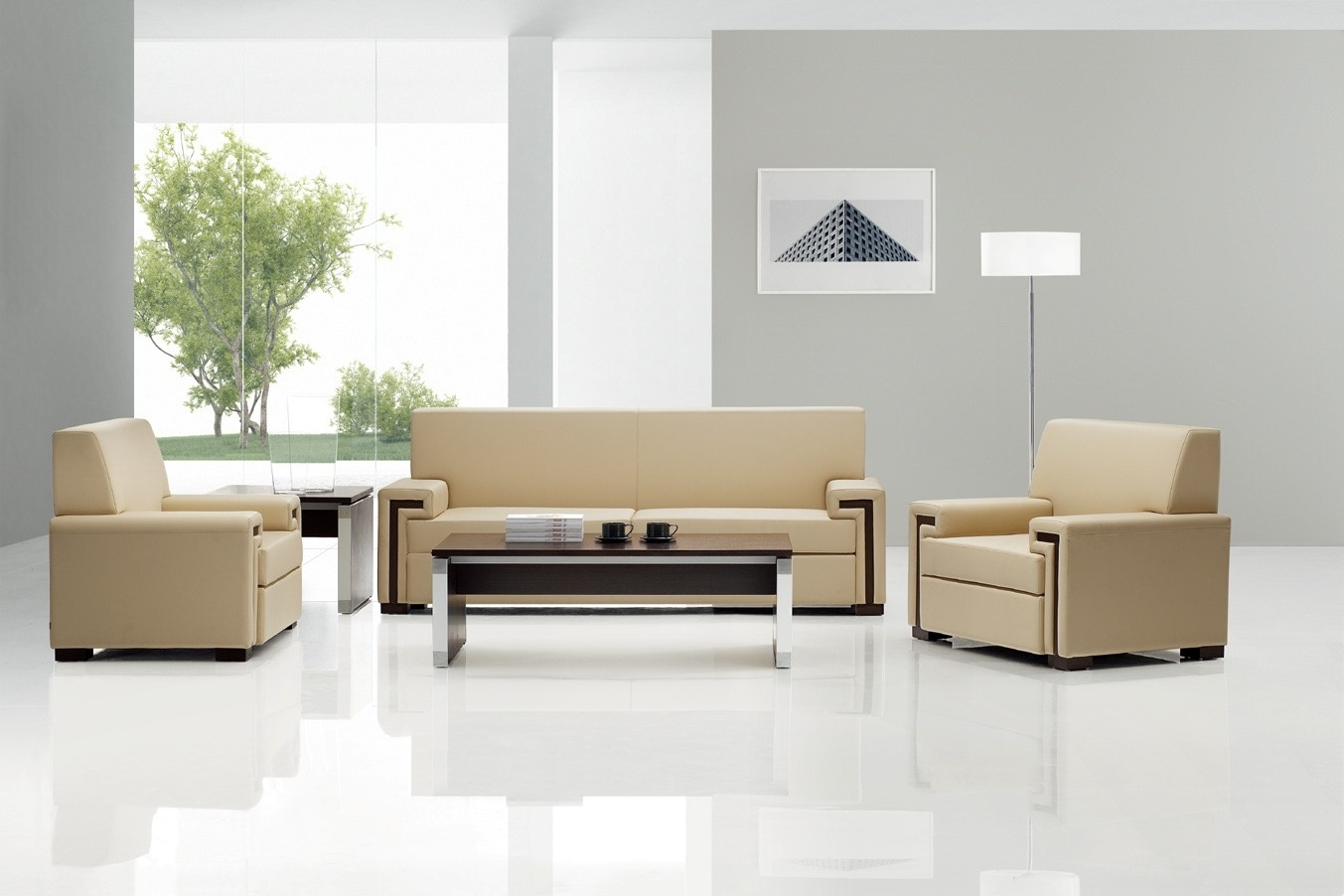 Contemporary Office Sofas With Regard To Well Liked Office Sofas (View 4 of 15)