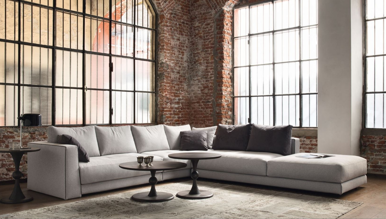 Contemporary Sectional Sofas Pertaining To Most Recently Released Contemporary Sectional Couch Best Modern Sectional Sofa Grey (View 3 of 15)
