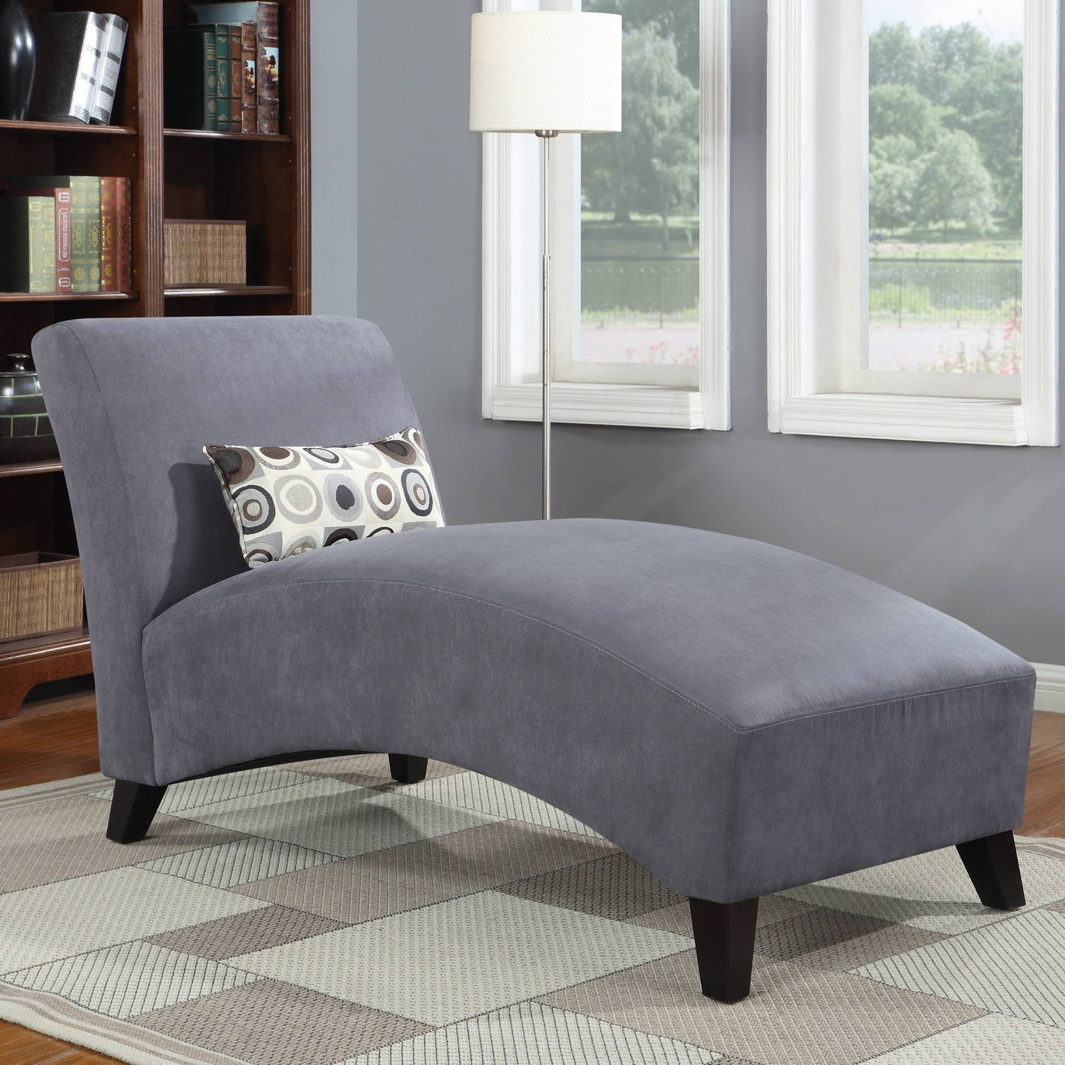 Convertible Chair : Small Chaise Lounge Chair Tufted Chaise Lounge For Most Recent Small Chaises (View 5 of 15)