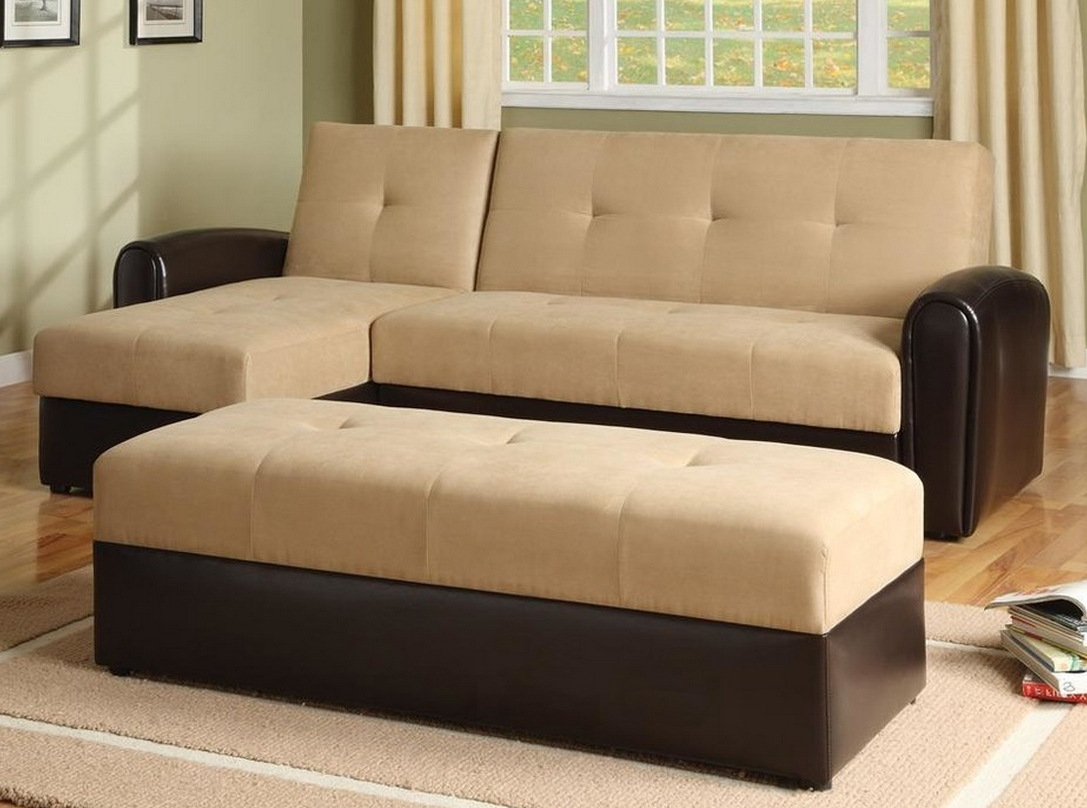 Convertible Sectional Sofas Regarding Famous Perfect Convertible Sectional Sofa Bed — Cabinets, Beds, Sofas And (View 3 of 15)