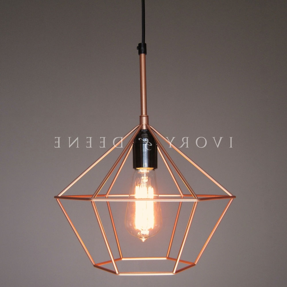 Featured Photo of Copper Chandelier
