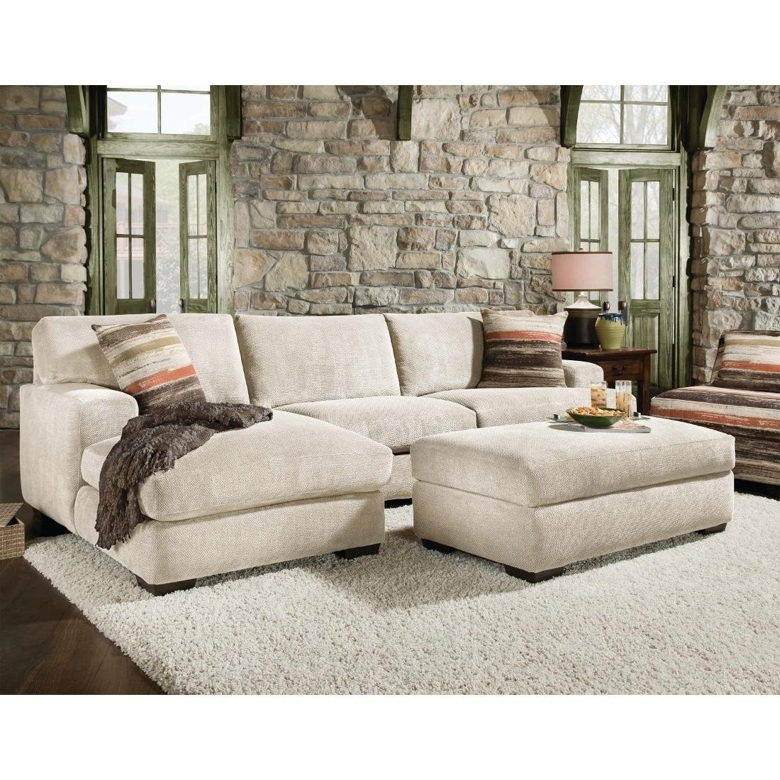 Corinthian Mead Sectional Sofa Piece (View 7 of 15)