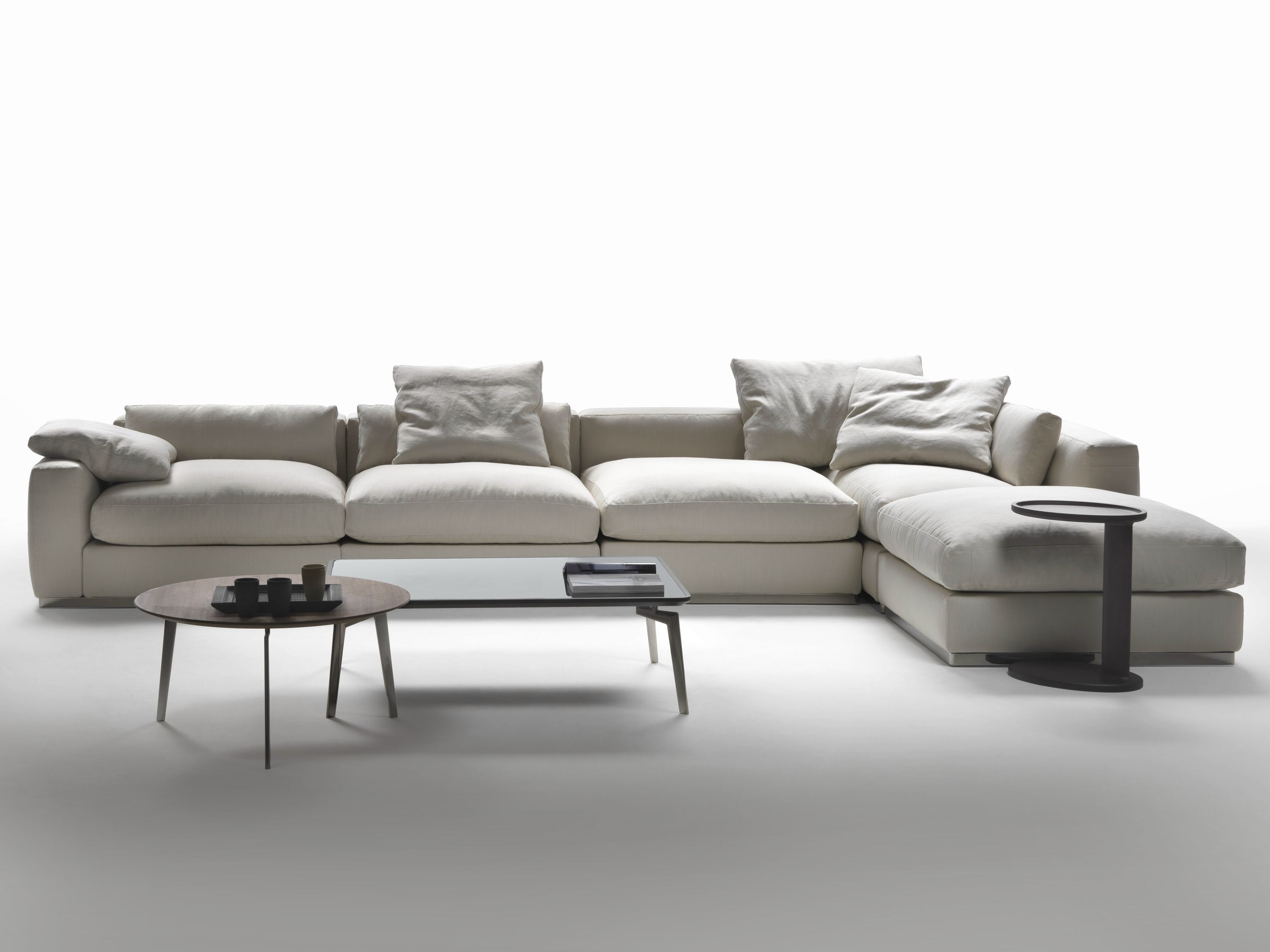 Corner Sectional Fabric Sofa Beauty (View 8 of 15)