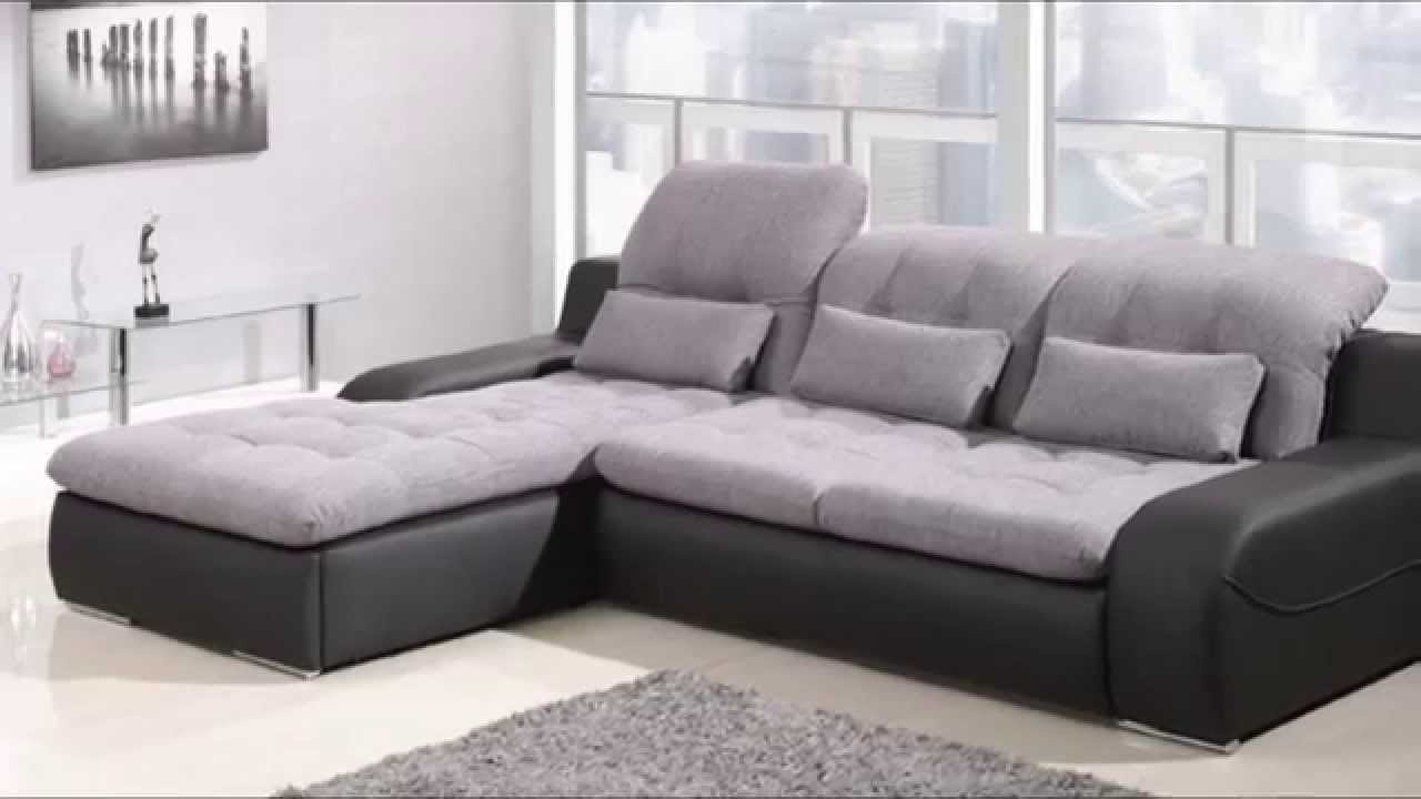 Corner Sofa Bed And Storage – Youtube (View 4 of 15)