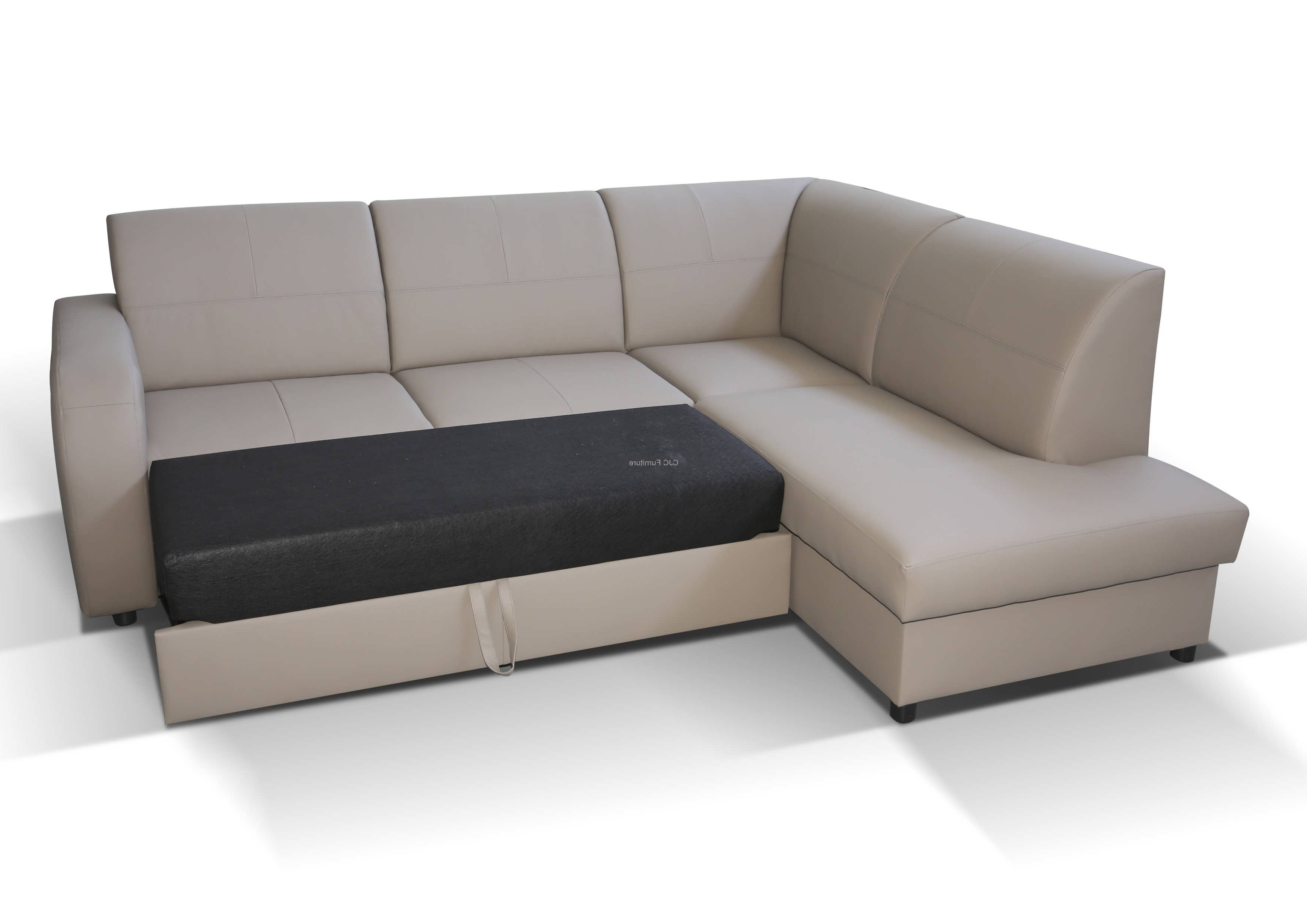 Corner Sofa Beds With Chaise Intended For Most Recently Released Sofa : Sofa Beds Distressed Leather Sofa Sectional Sofas Velvet (View 7 of 15)