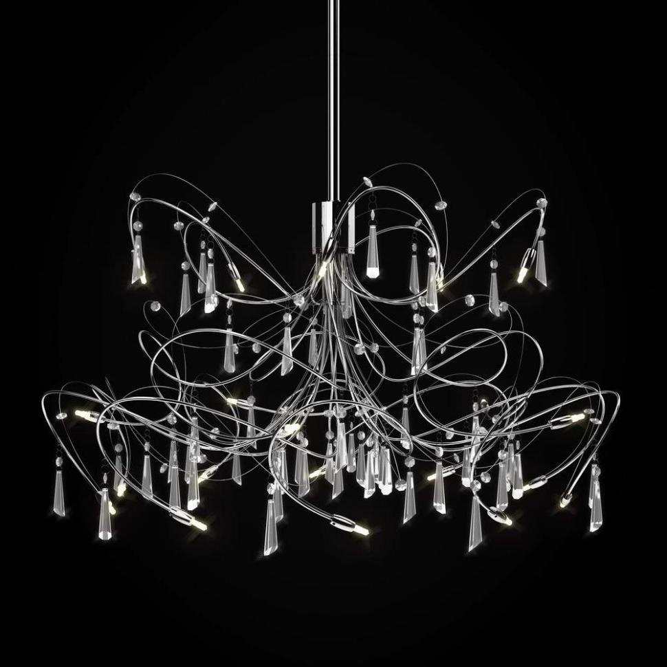 Costco Chandeliers With Regard To Preferred Chandeliers Design : Wonderful V Led Chandelier Lighting Artika (View 4 of 15)
