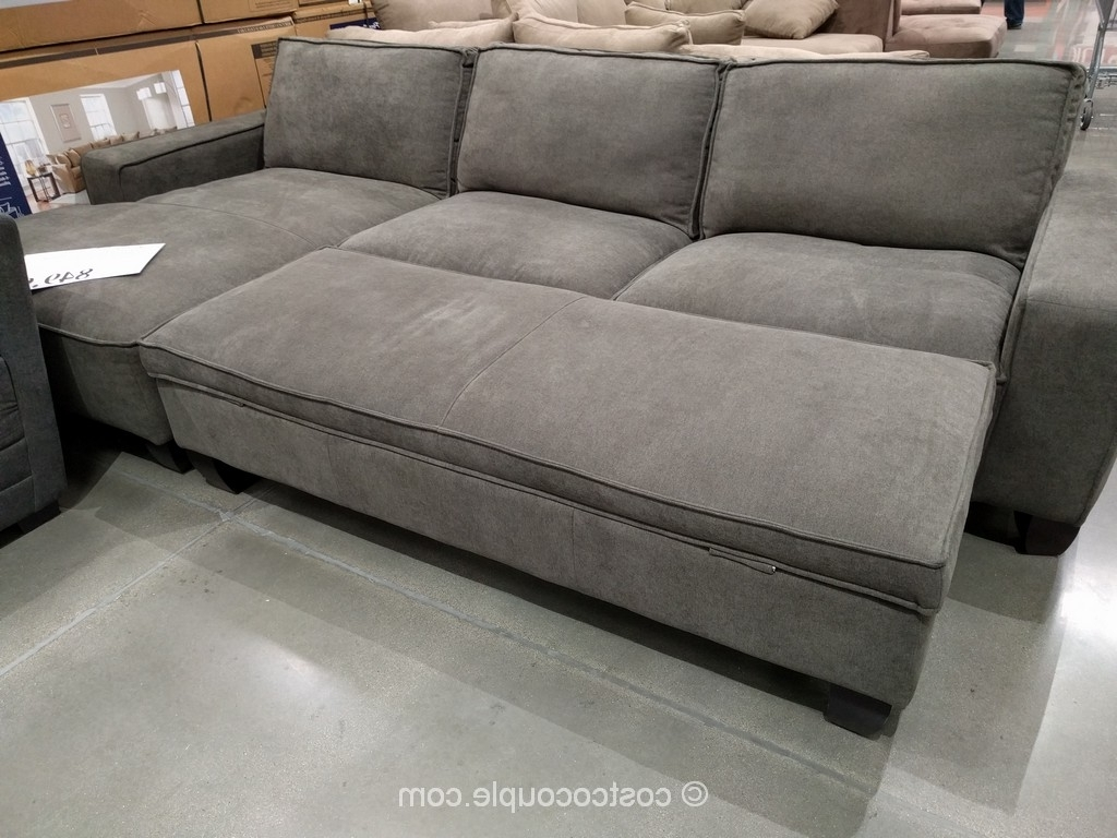 Costco Leather Sectional (View 10 of 15)