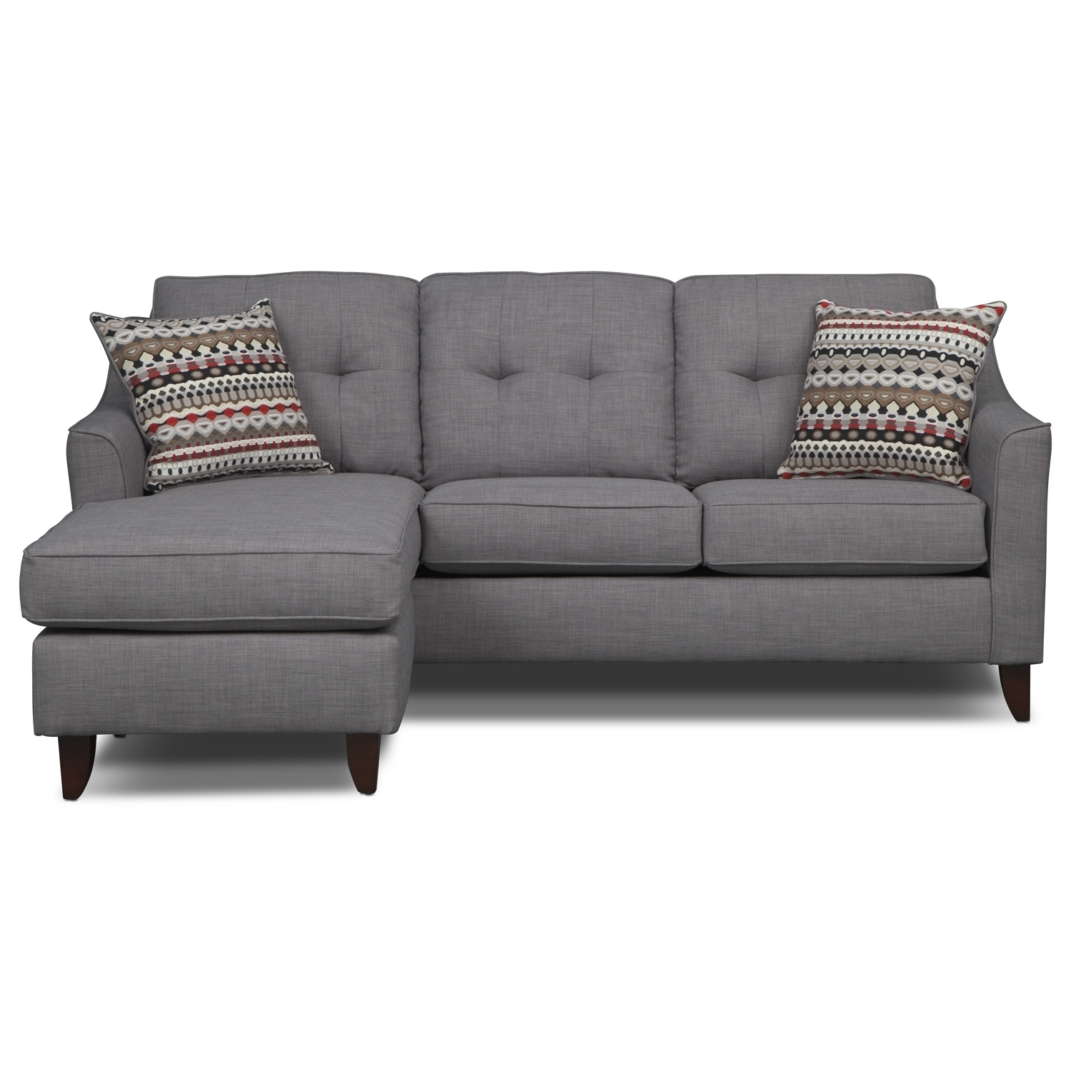 Couches With Chaise For 2017 Sofa: Unique Cheap Chaise Sofa Cheap Chaise Lounge, Couches Ikea (View 3 of 15)