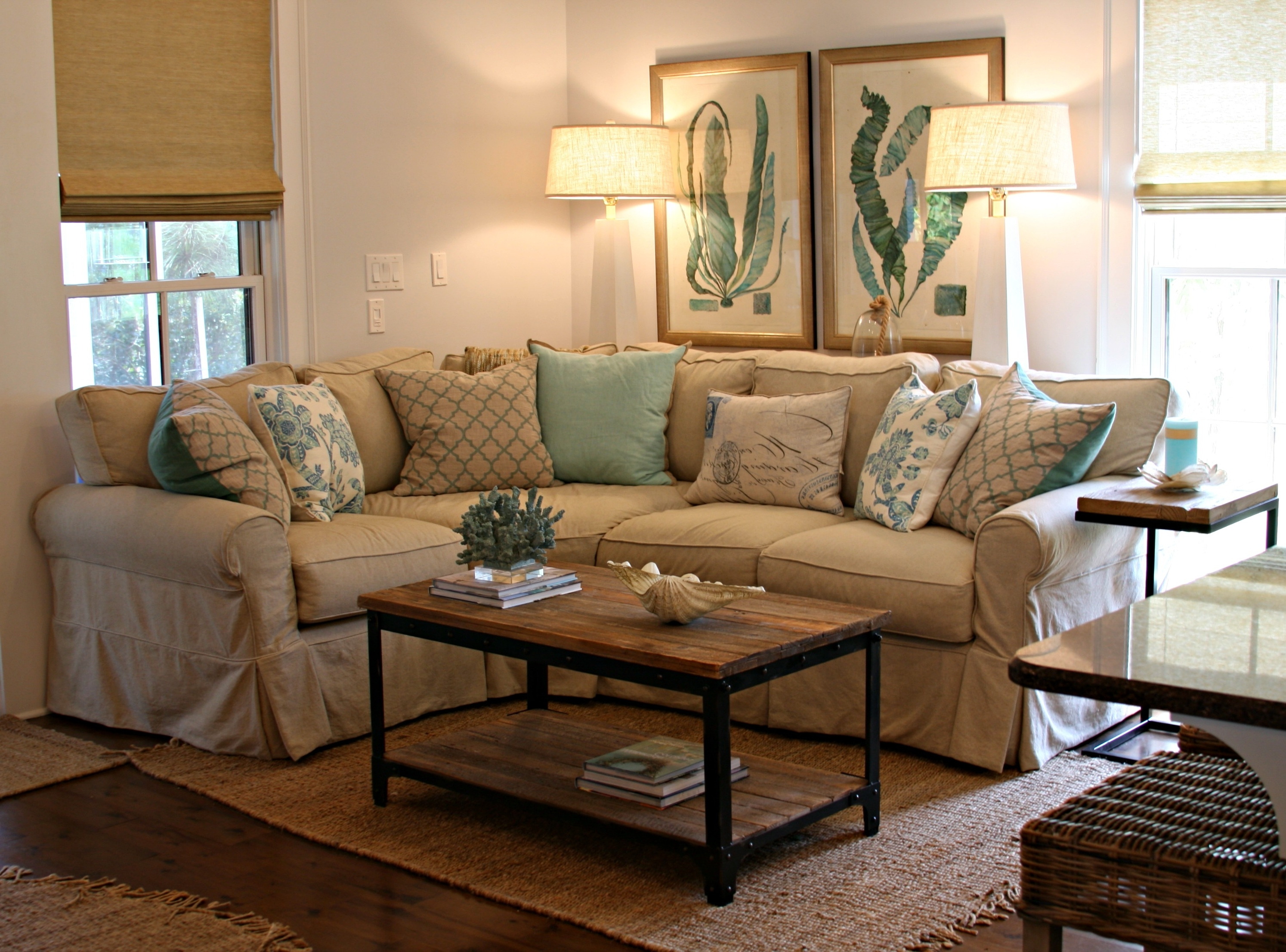 Country Cottage Sofas And Chairs Pertaining To Popular French Country Sofa Living Room Elegant Sofas Living Room Round (View 6 of 15)