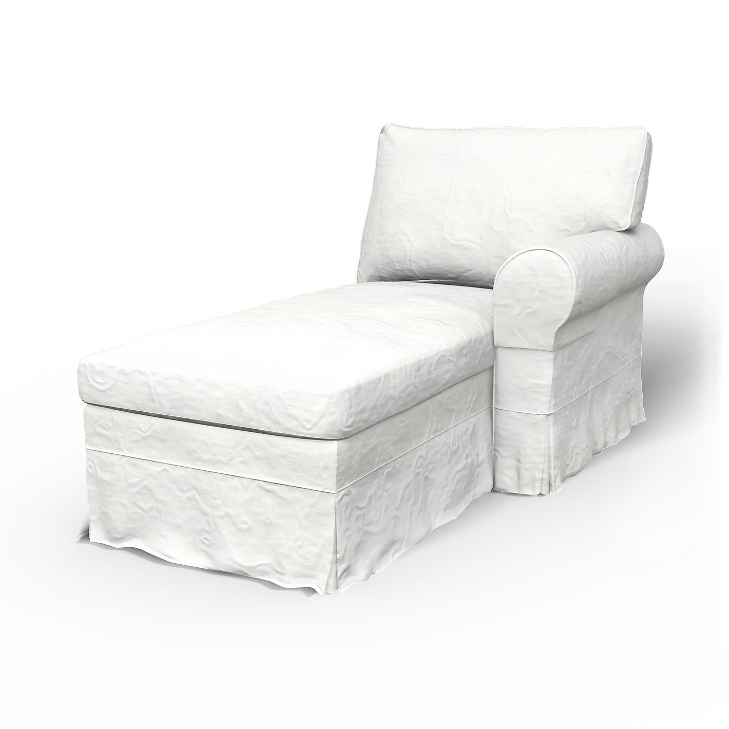 Cover For Chaise Lounge Chair • Lounge Chairs Ideas Pertaining To Popular Chaise Lounge Chairs With Arms Slipcover (View 10 of 15)