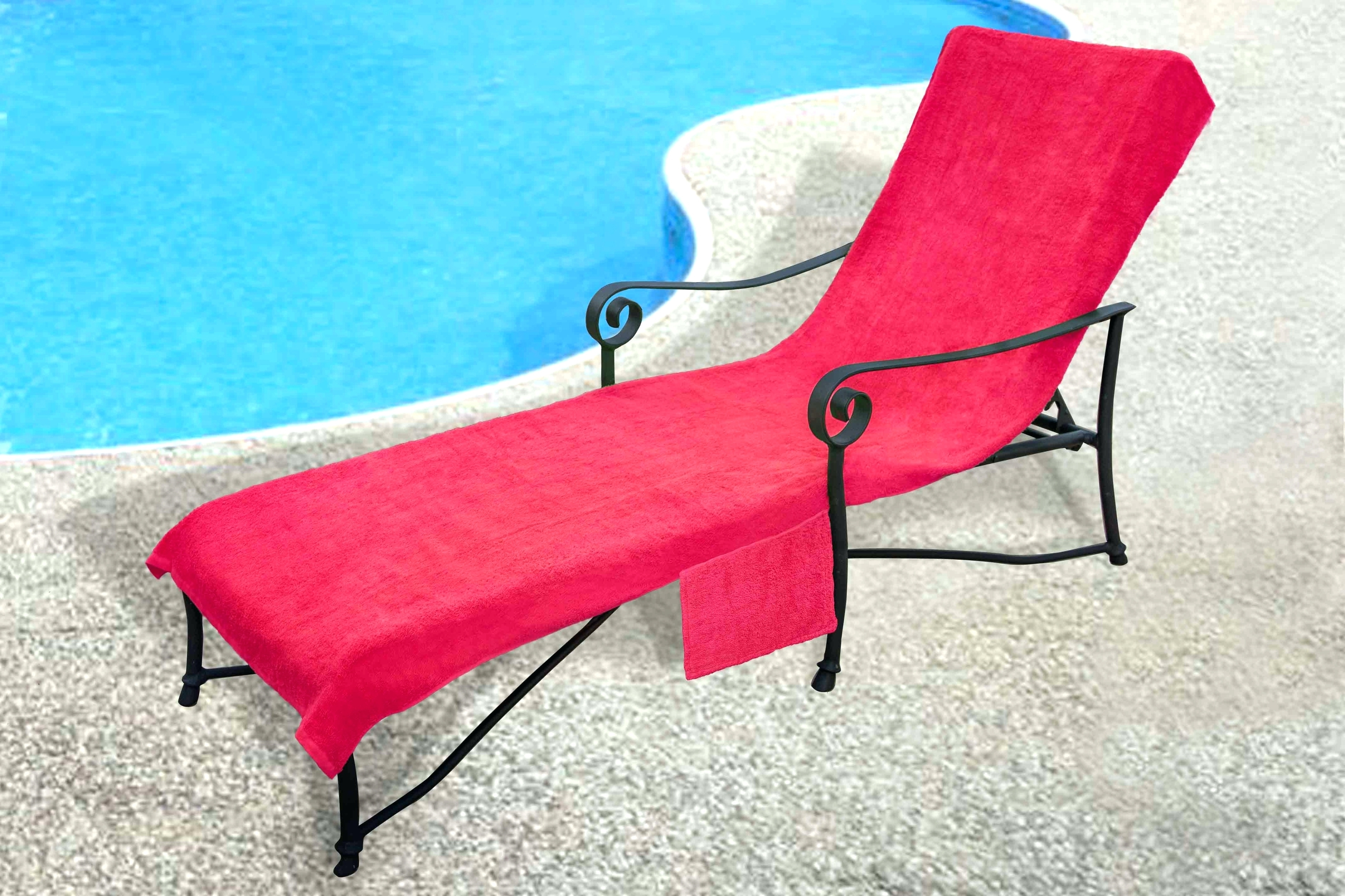 Covers For Chaise Lounge Chair Regarding Most Recent Bahama Beach Towel Chair Covers • Chair Covers Design (View 7 of 15)