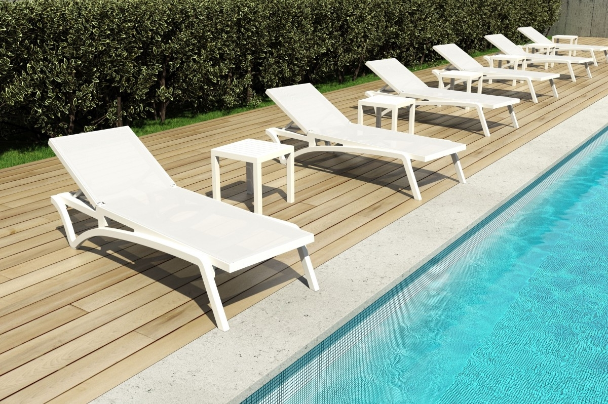 Featured Photo of Pool Chaises