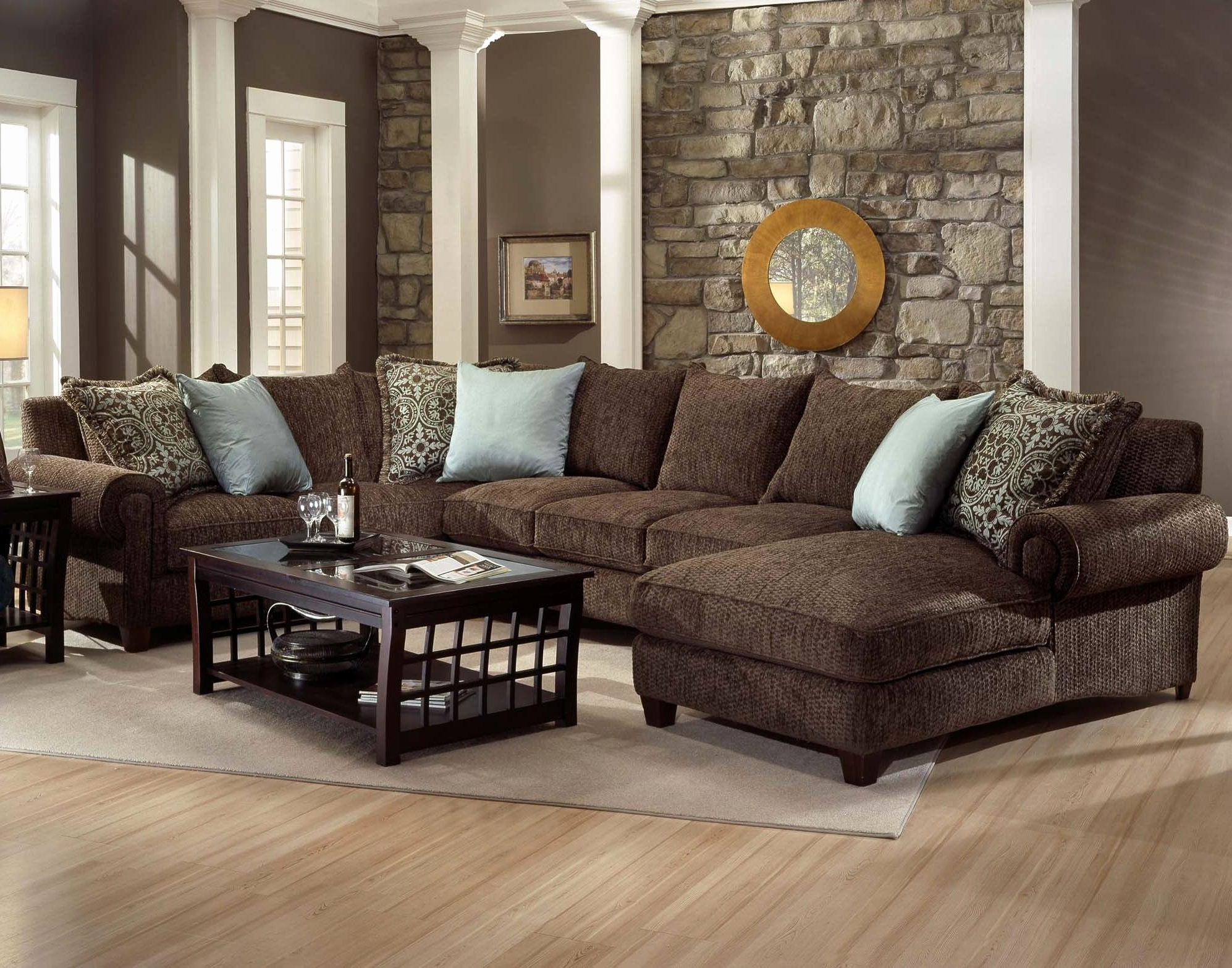 Cream Sectionals With Chaise Pertaining To Well Known Awesome Grey Sectional With Chaise 2018 – Couches And Sofas Ideas (View 3 of 15)
