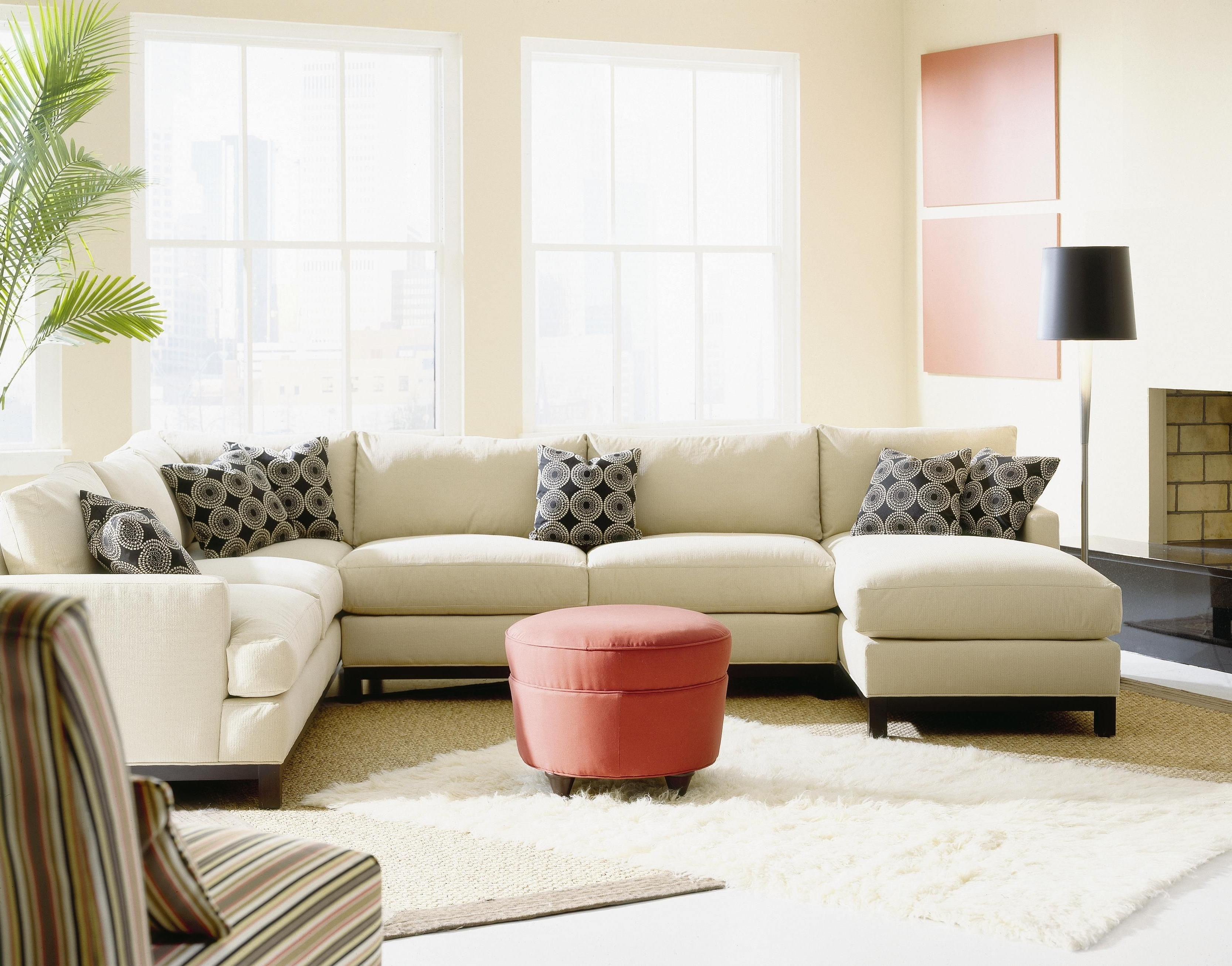 Crisp Contemporary Modular Sectional Sofa Can Be Rearranged To Fit Inside Latest Sectional Sofas That Can Be Rearranged (View 2 of 15)