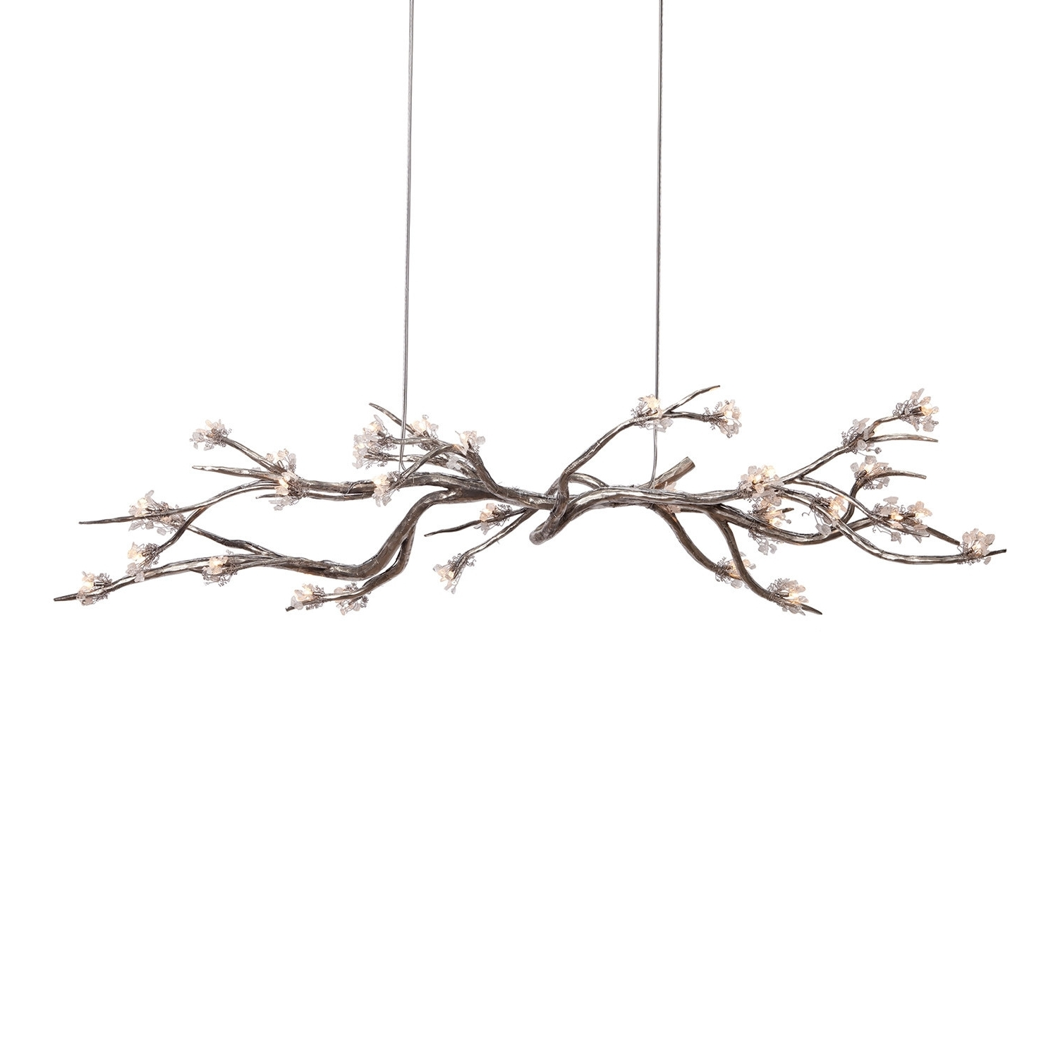 Crystal Branch Chandelier For Well Known Chandeliers : Branches Chandelier New Branches Chandelier Best  (View 4 of 15)