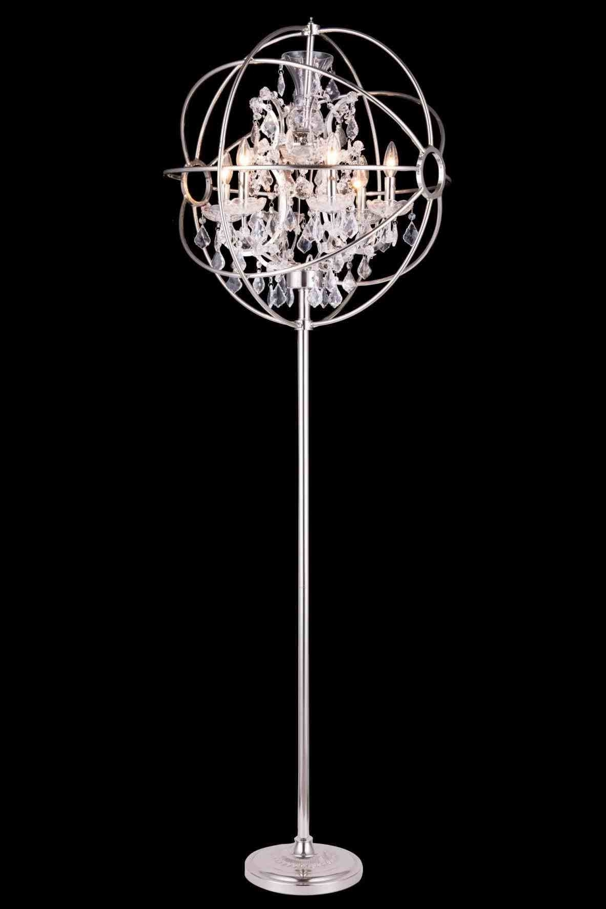Crystal Chandelier Standing Lamps Intended For Trendy Targetrhvirmnet Lamps Standing Photo Source Rheatstatuskuocom Floor (View 3 of 15)
