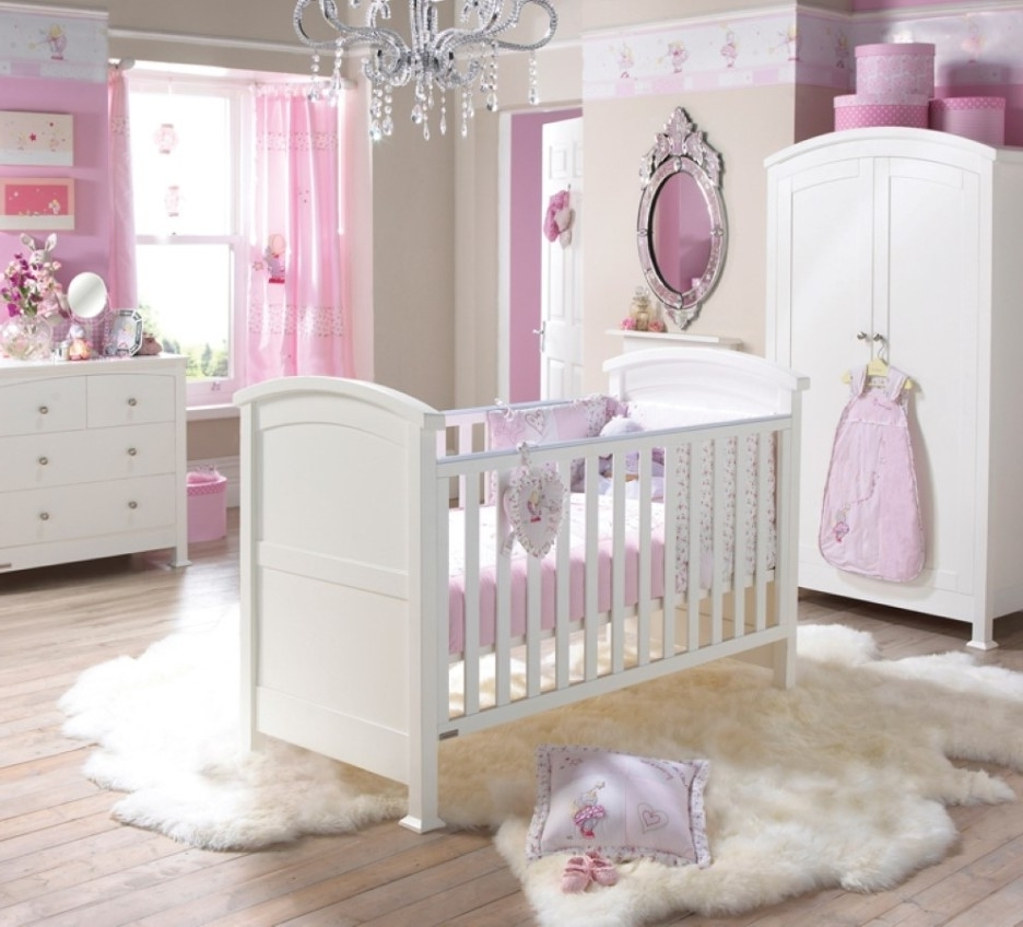 Crystal Chandeliers For Baby Girl Room Within Current Lighting : Baby Girl Room Chandelier Simple Interior Design For (View 7 of 15)