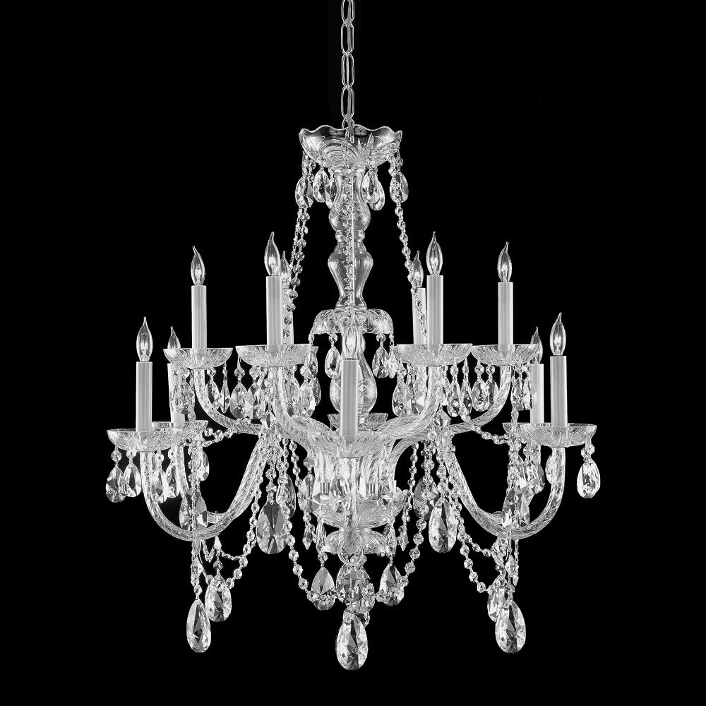 Featured Photo of Crystal Chandeliers