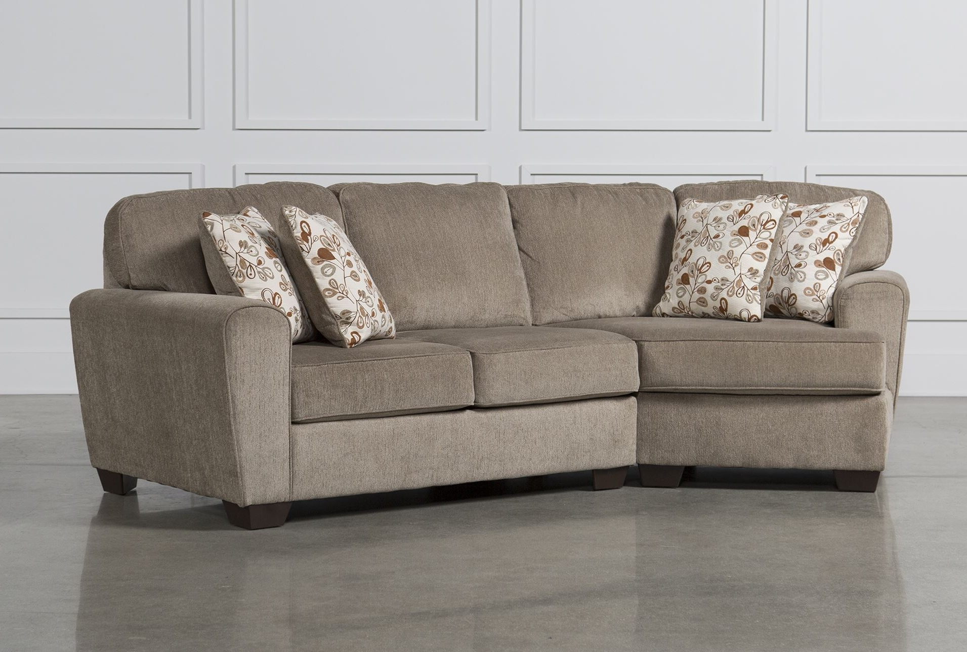 Cuddler Chaises With Newest Latest Trend Of Sectional Sofa With Cuddler Chaise 81 In Eco (View 3 of 15)