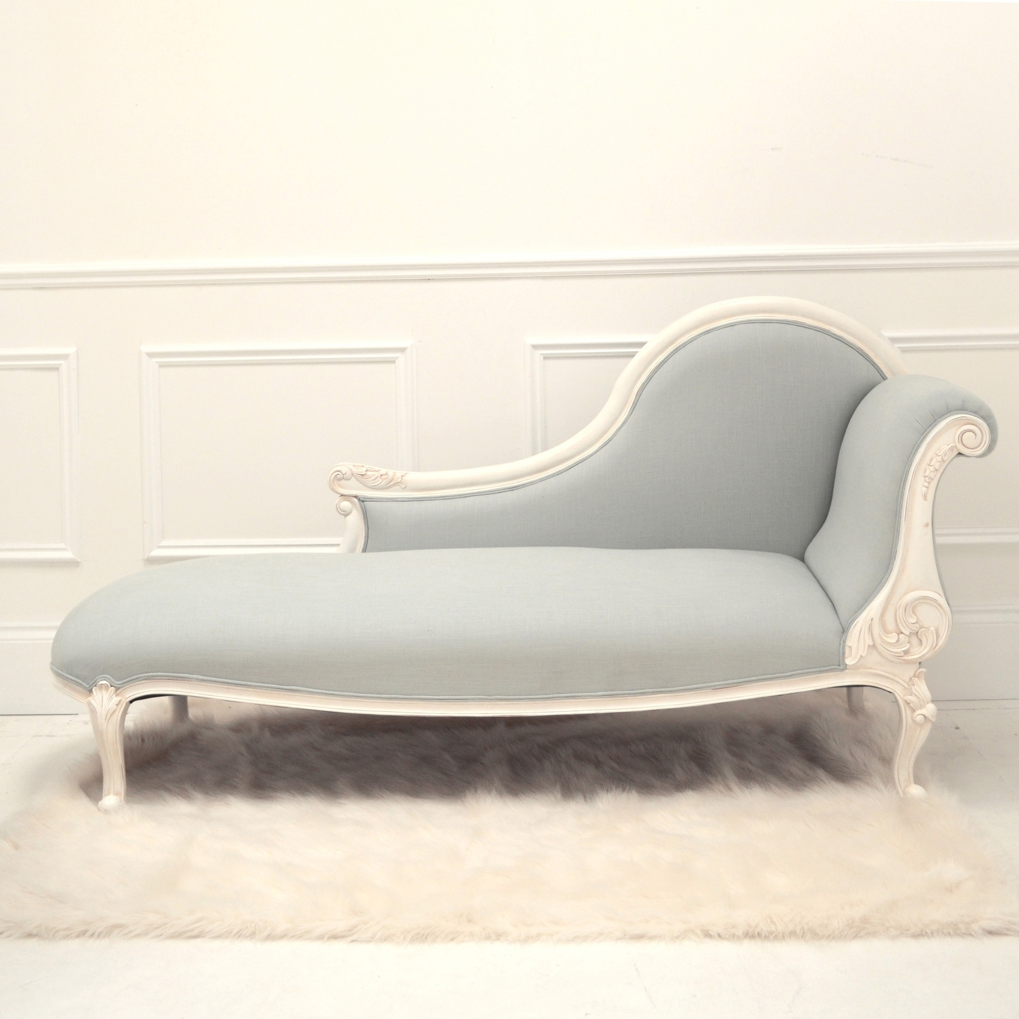 Current Alana Duck Egg Chaise Longue (View 10 of 15)