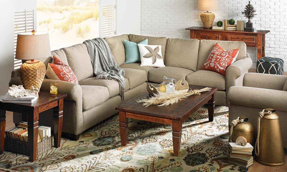 Current Barron Sectional Sofa (View 3 of 15)