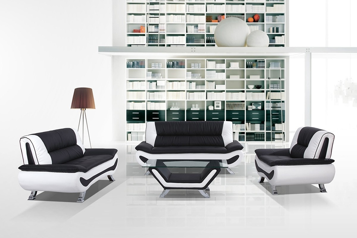 Current Black And White Sofas With Sofa Black And White – Home And Textiles (View 14 of 15)