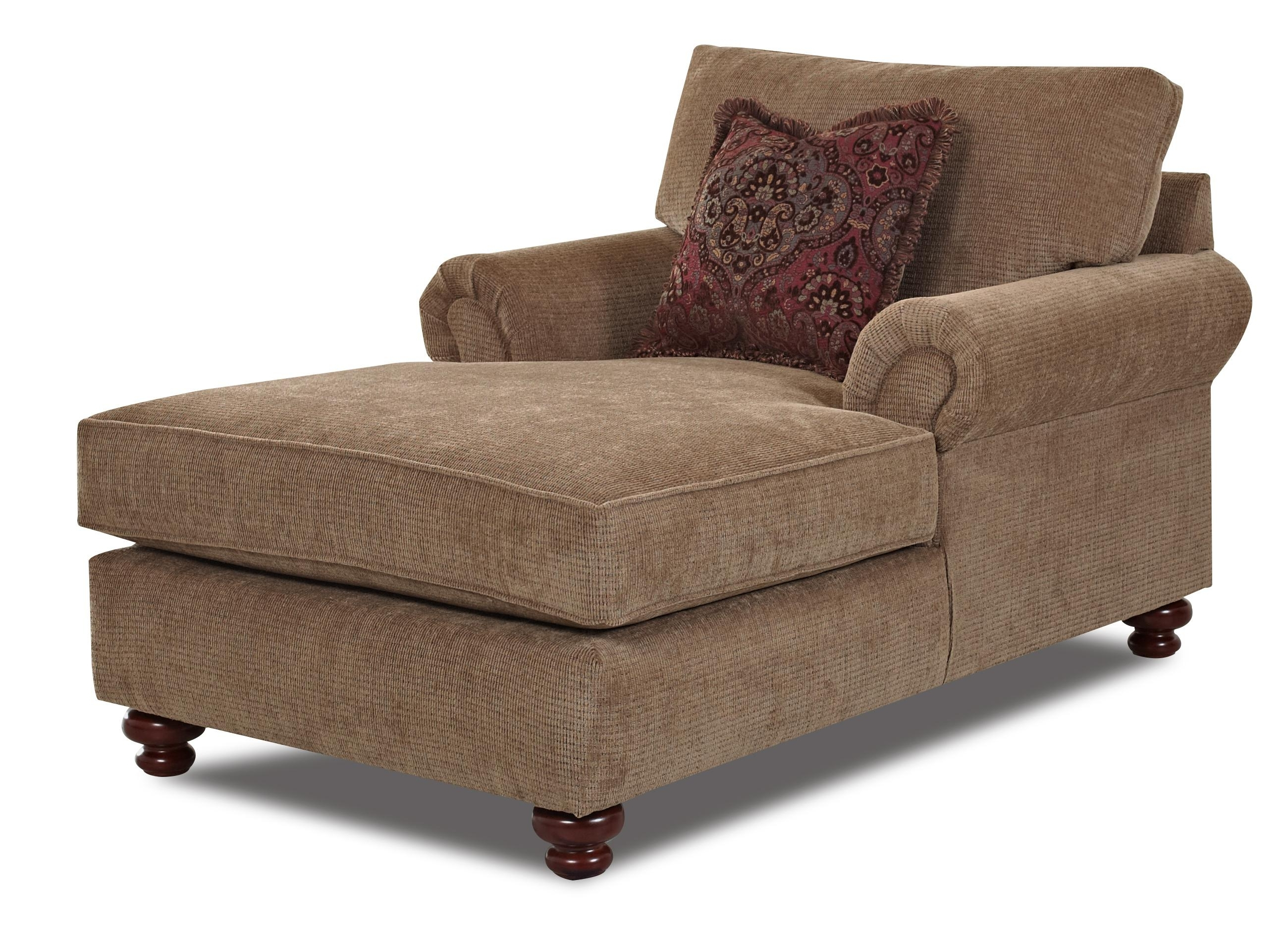 Current Brown Chaise Lounge Chairs • Lounge Chairs Ideas Throughout Brown Chaise Lounges (View 4 of 15)