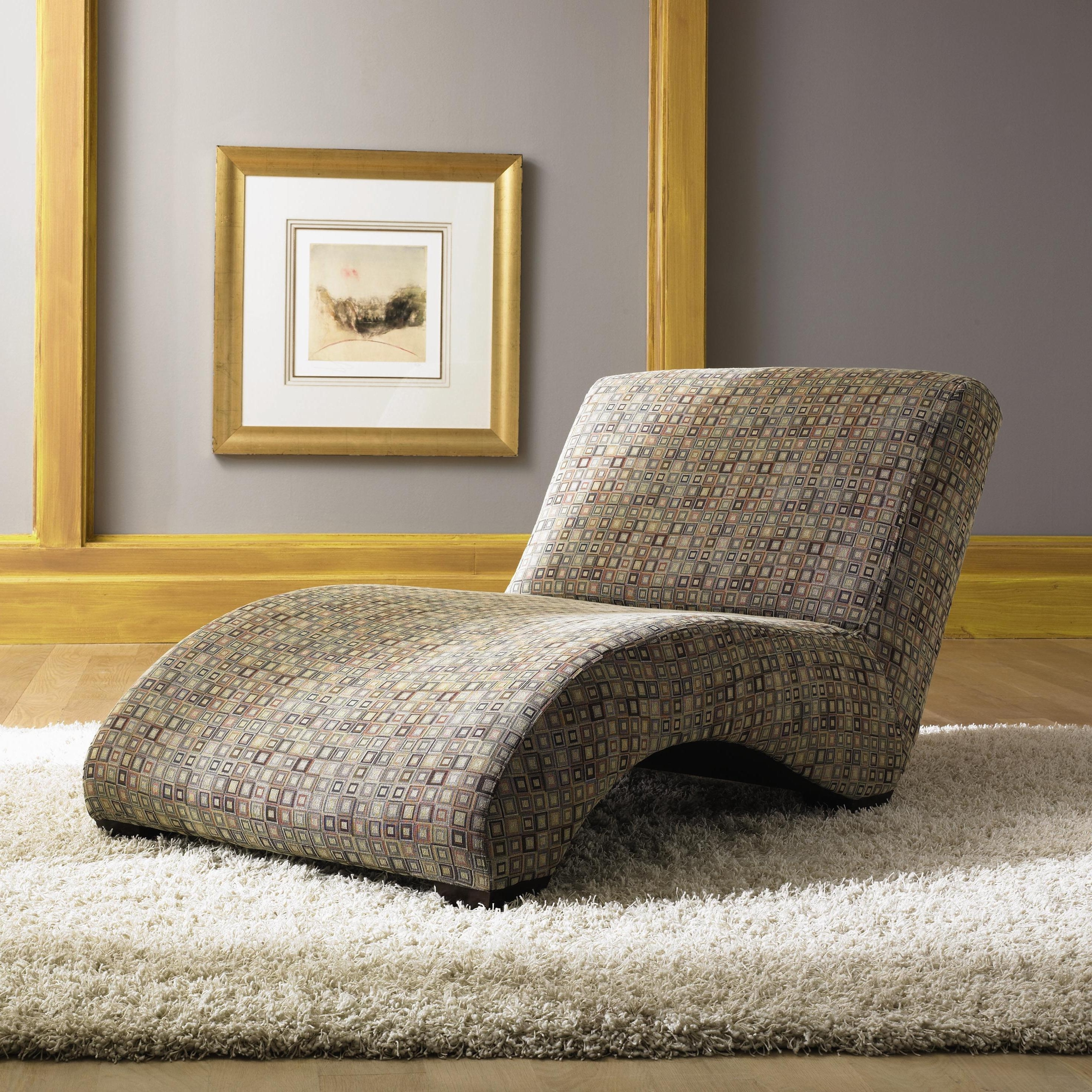Current Chaise Lounge Chairs For Small Spaces Pertaining To Convertible Chair : Small Chaise Lounge Oversized Living Room (View 7 of 15)