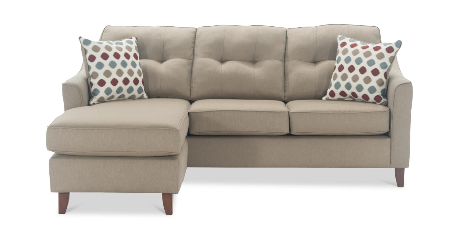 Current Dock 86 Sectional Sofas Within Colby Sofa With Reversible Chaisefurniture Creations Direct (View 13 of 15)