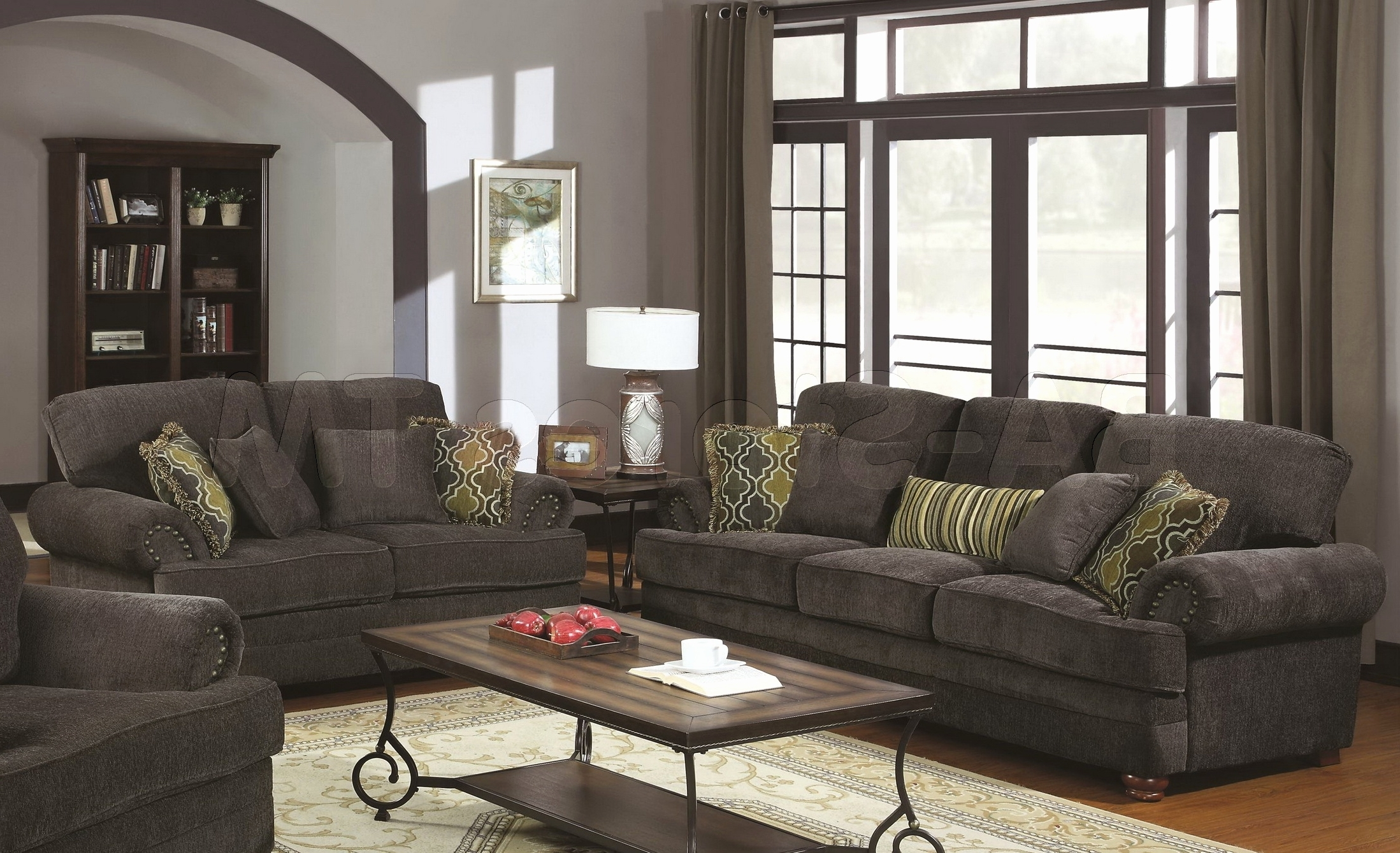 Current Fresh Overstuffed Leather Sofa 2018 – Couches Ideas Intended For Overstuffed Sofas And Chairs (View 1 of 15)