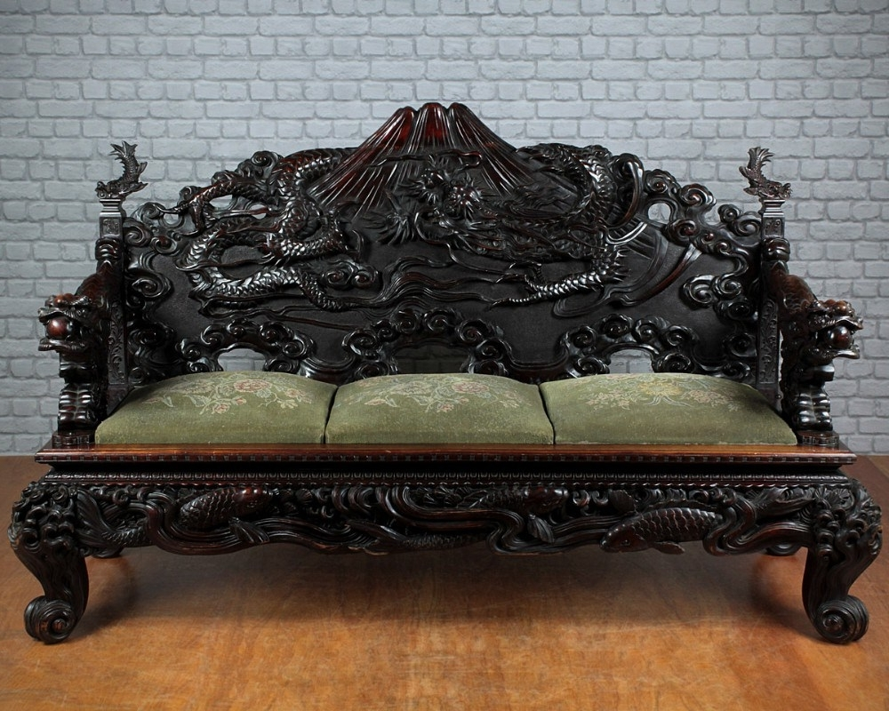 Current Gothic Couch Check Us Out On Fb  Unique Intuitions With Regard To Gothic Sofas (View 3 of 15)