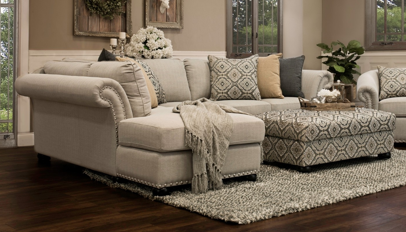 Current Home Zone Sectional Sofas Pertaining To Santa Barbara Sectional – Home Zone Furniture (View 10 of 15)