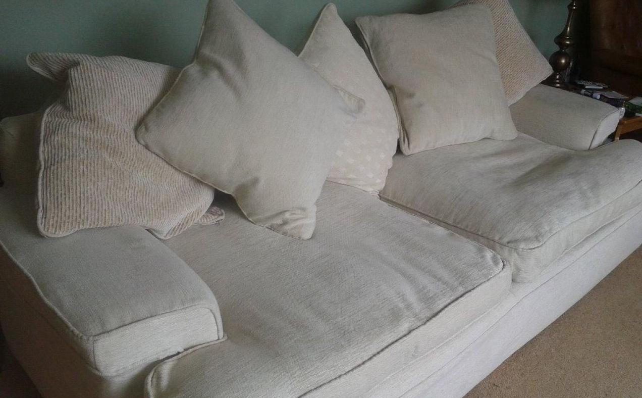 Current Ikea Ektorp Sofa Cover Ikea Ektorp Slipcover Sale $1 White Regarding Sofas With Washable Covers (View 6 of 15)