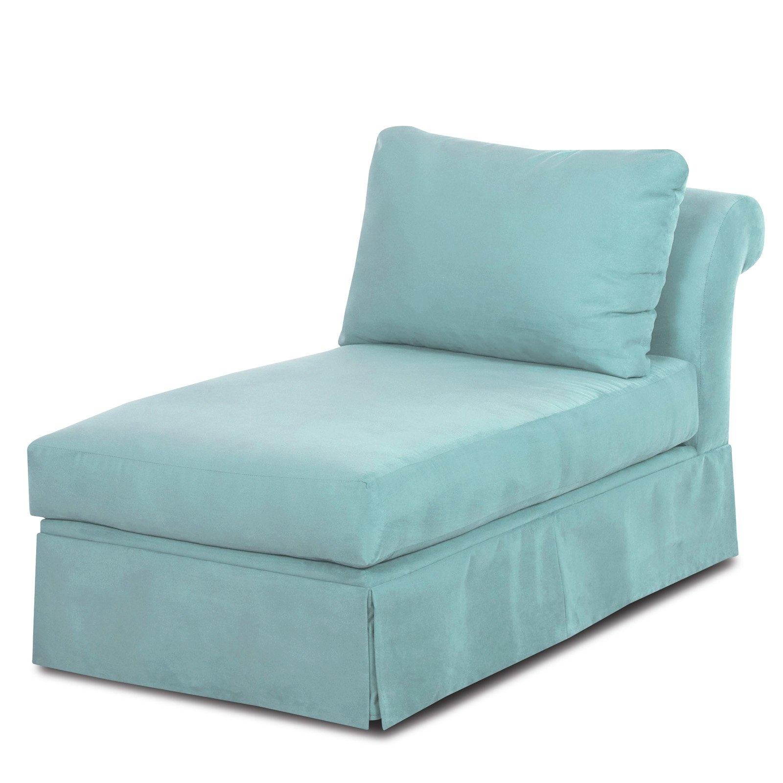 Current Indoor Chaise Lounge Chairs – Home Designs Ideas Online Pertaining To Indoor Chaise Lounge Slipcovers (View 3 of 15)