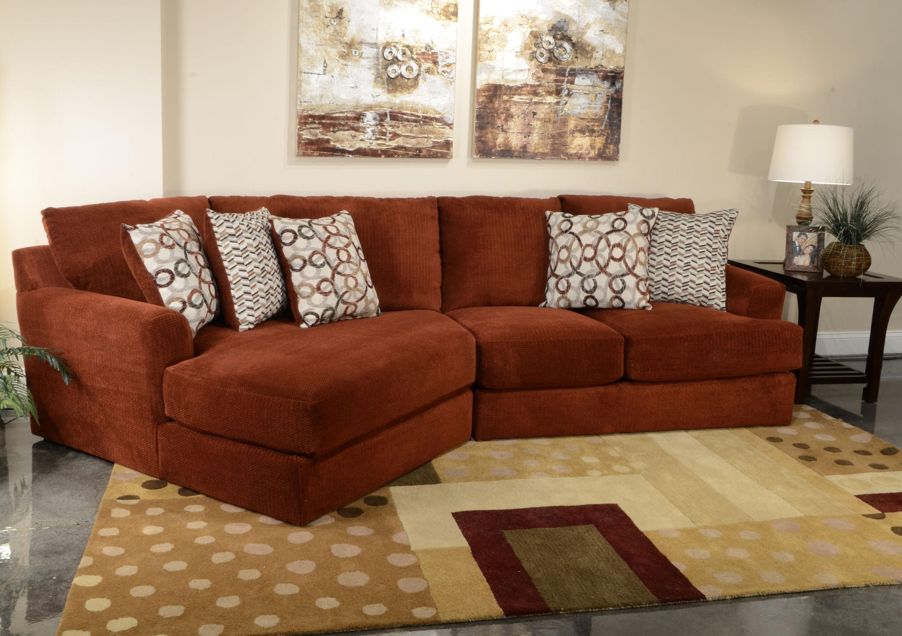 Current Jackson Tn Sectional Sofas For Small Three Seat Sectional Sofajackson Furniture (View 5 of 15)