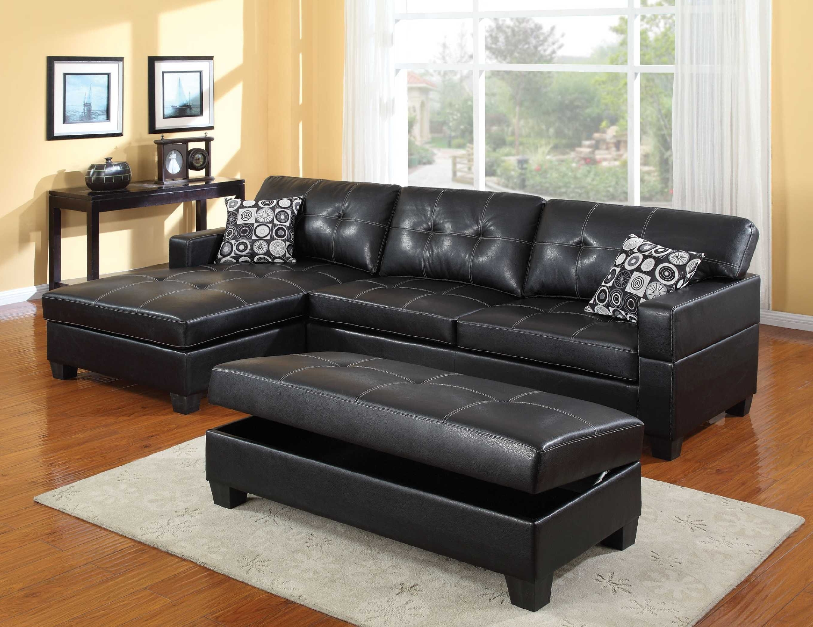 Current L Shaped Sofa Uk Leather With Chaise Sofas Designs India Within Sectional Sofas At Ebay (View 1 of 15)