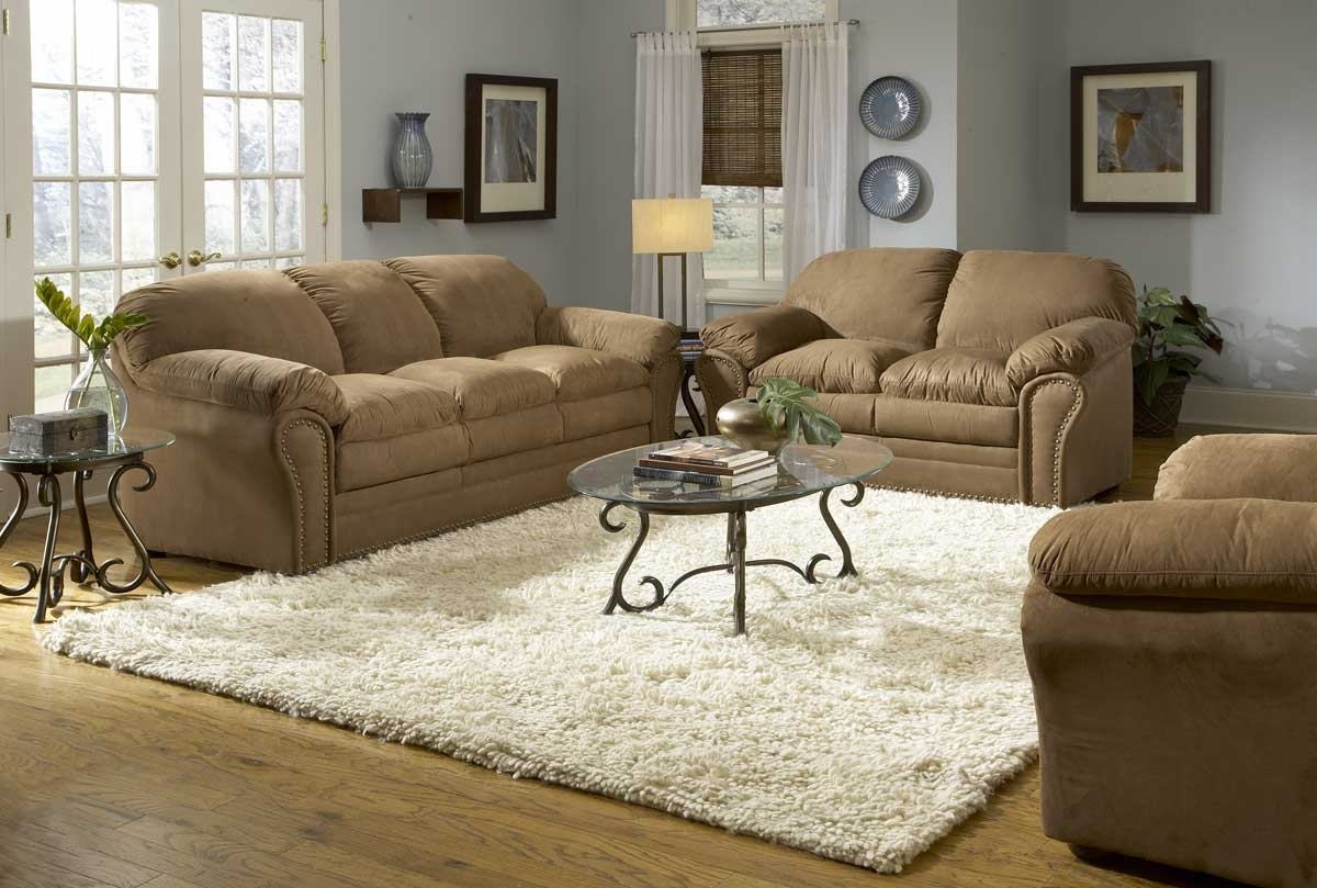Current Living Room : Brown Couch Gray Wall Interior Design Ideas Living Regarding Brown Sofa Chairs (View 12 of 15)