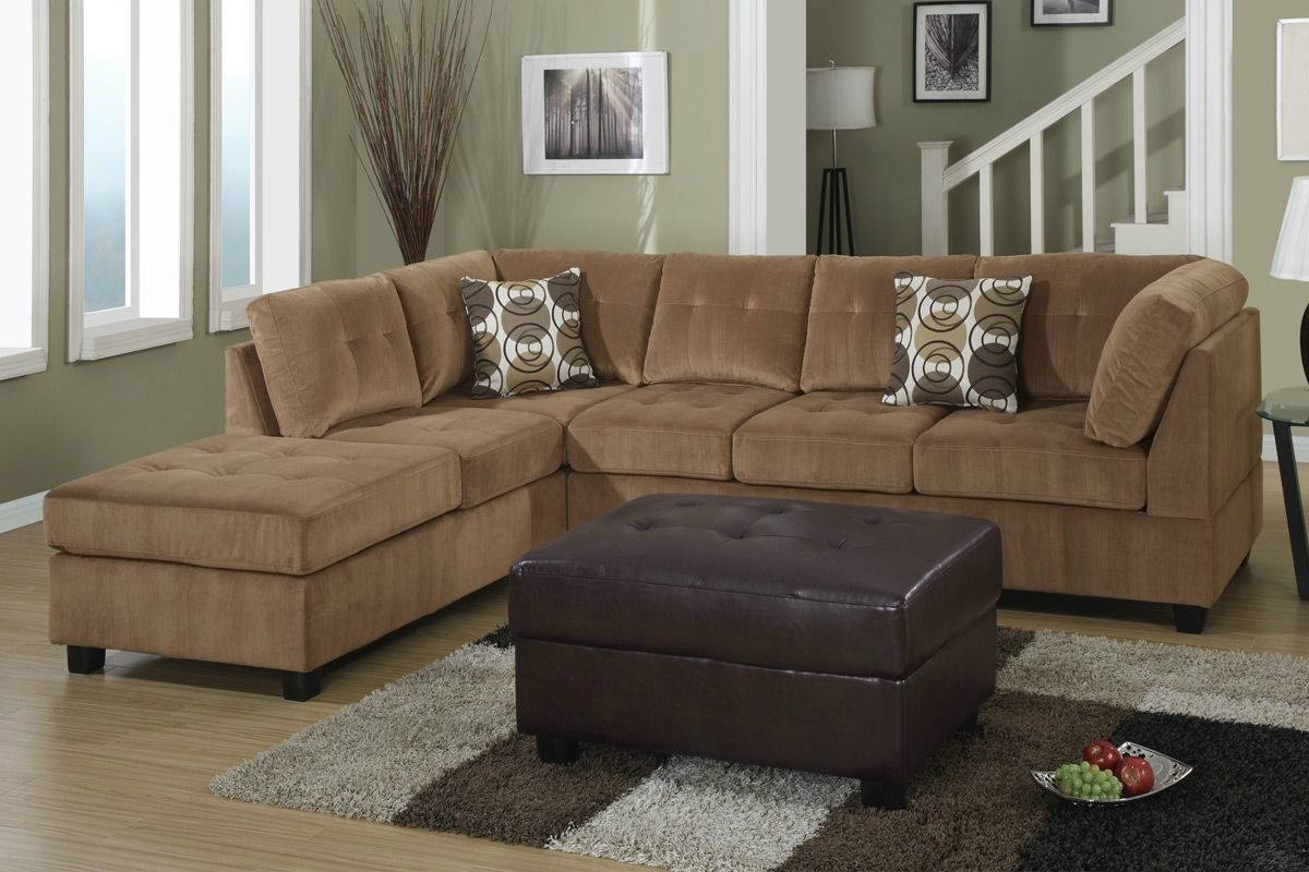 Current Microfiber Sectional Sofas Pertaining To Couch Awesome Microfiber Sectional Couches Hi Res Wallpaper Photos (View 4 of 15)