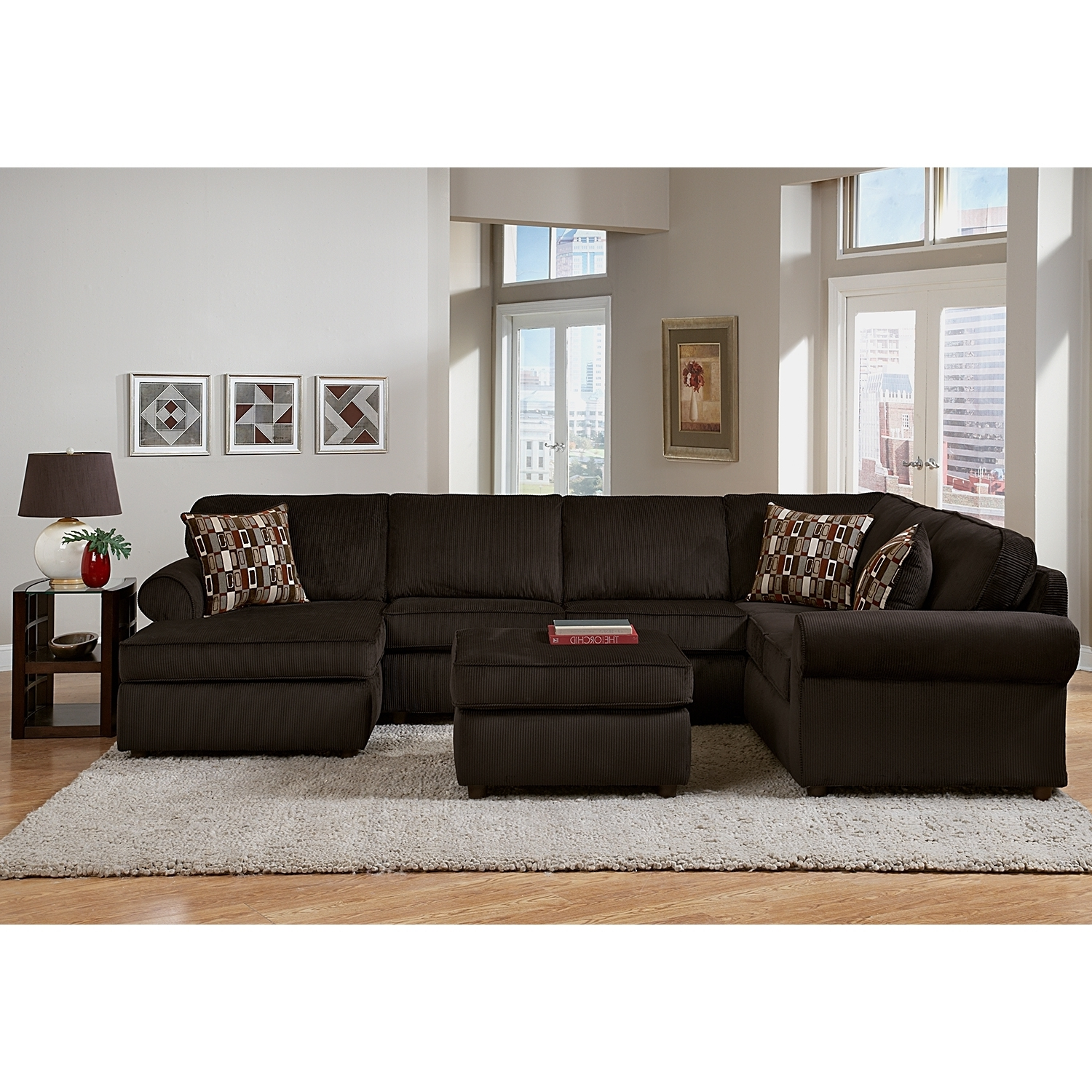 Current Picture 5 Of 34 – Sectional Sofas Sale Luxury Stunning Value City With Scarborough Sectional Sofas (View 1 of 15)