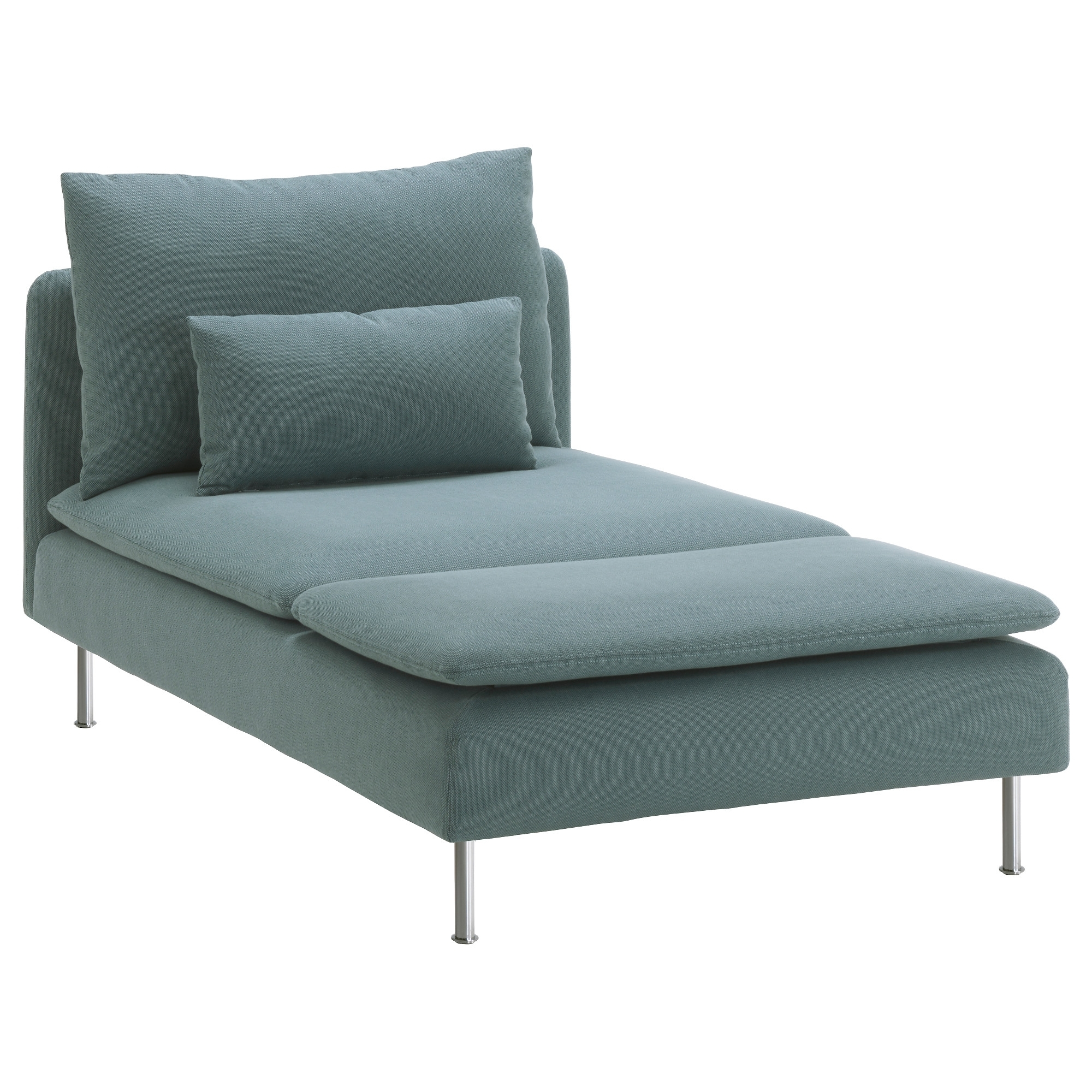 Current Söderhamn Chaise – Samsta Dark Gray – Ikea Throughout Ikea Chaise Lounge Chairs (View 13 of 15)