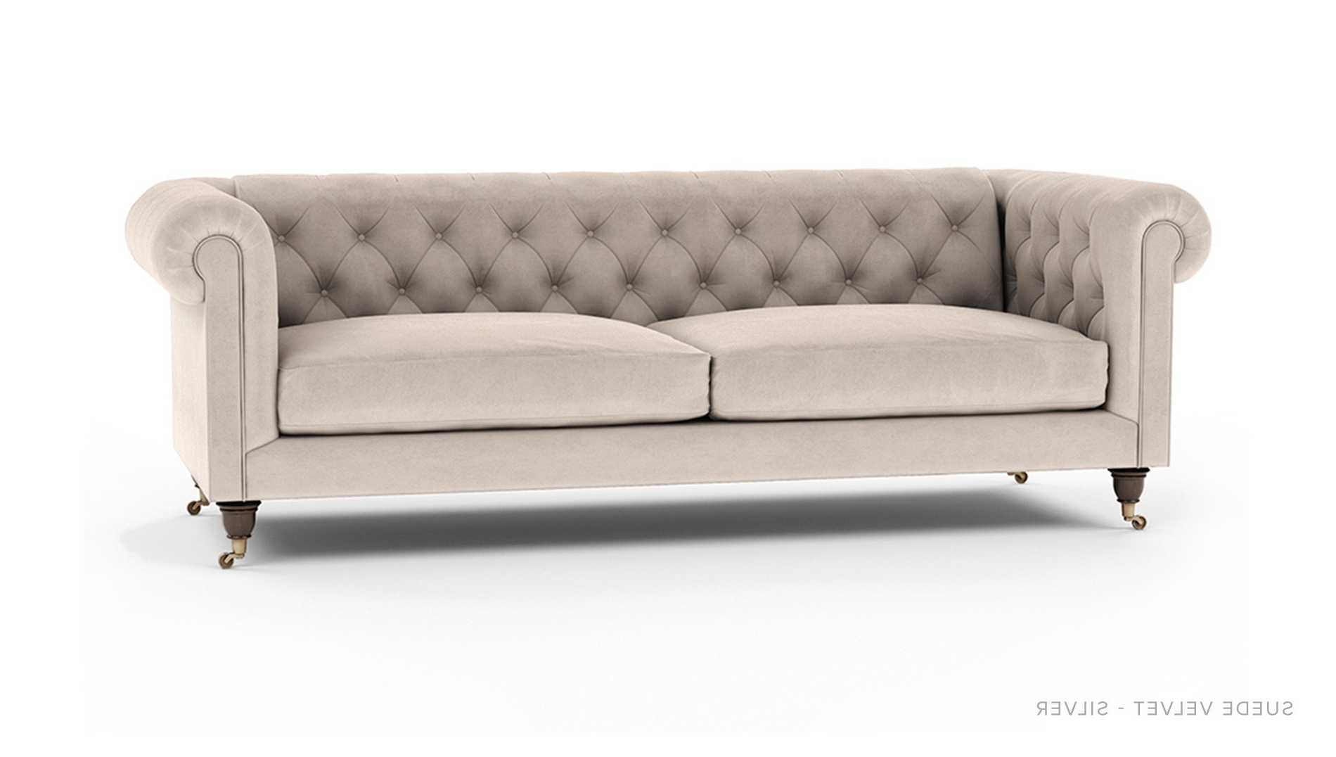 Current Sofa – Luxdeco For Chesterfield Sofas (View 4 of 15)