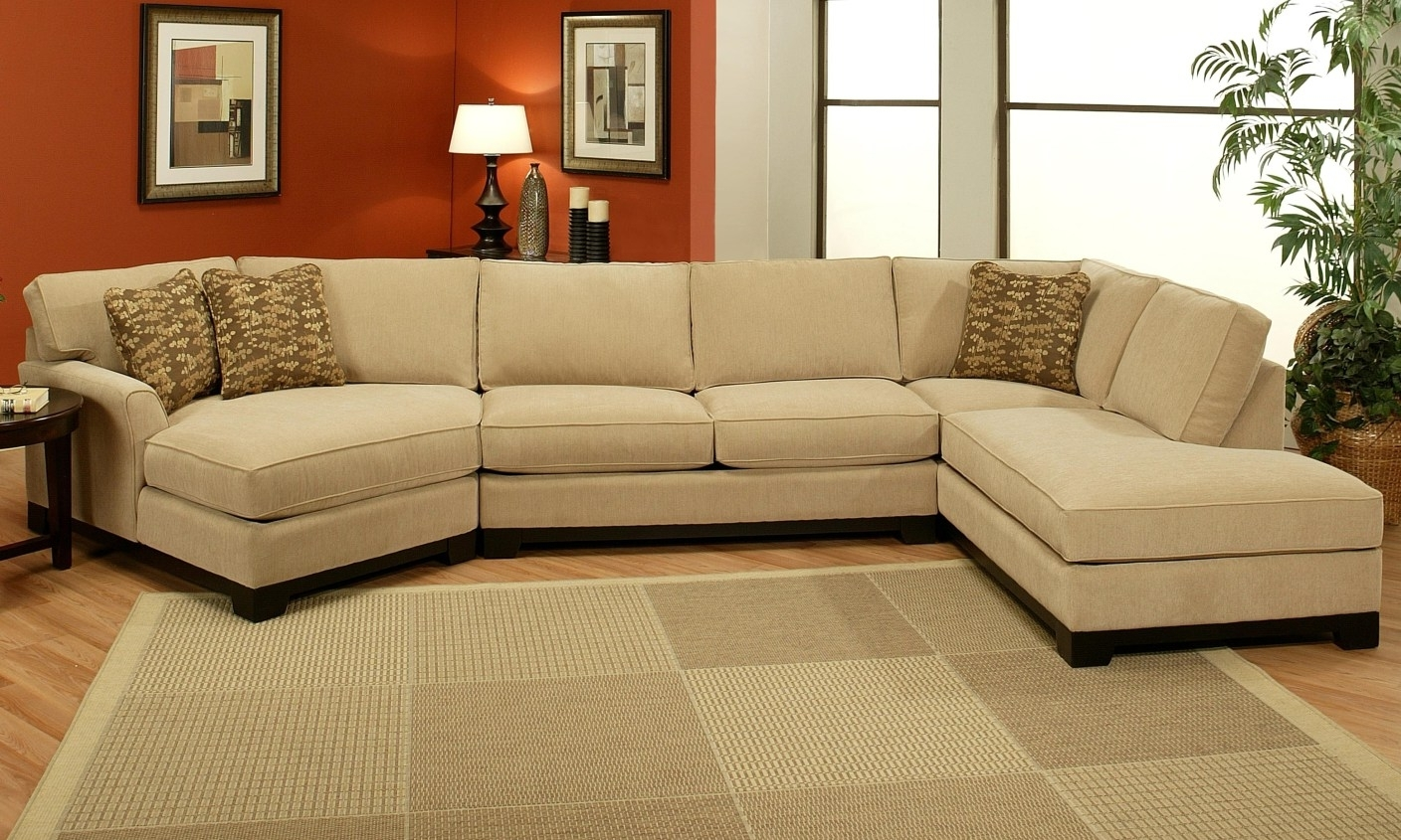 Current Sofa : Sectional Sofa With Cuddler Chaise Charm Sectionals With With Regard To Cuddler Chaises (View 4 of 15)